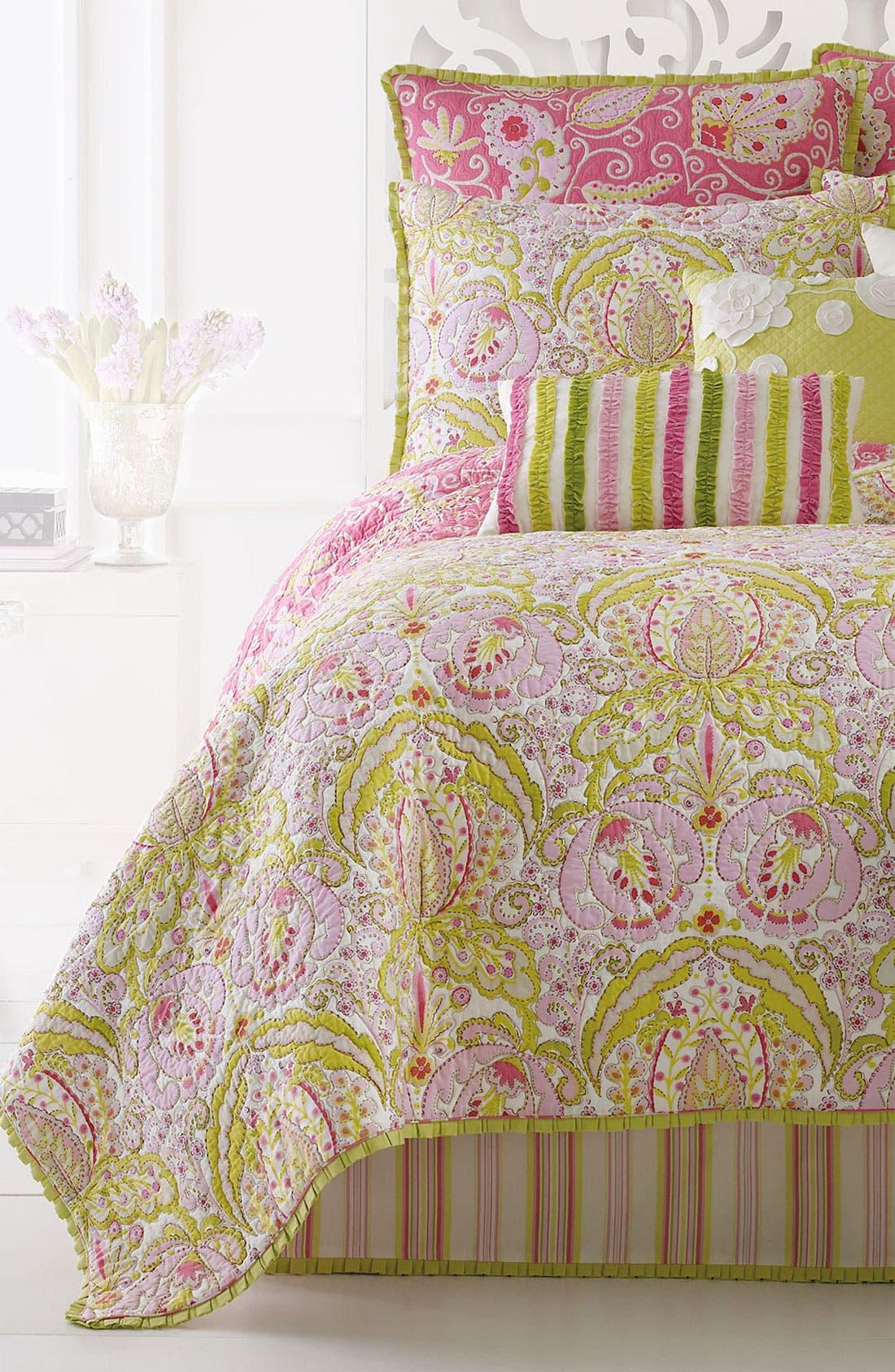 Main Image - Dena Home 'Moroccan Garden' Quilt