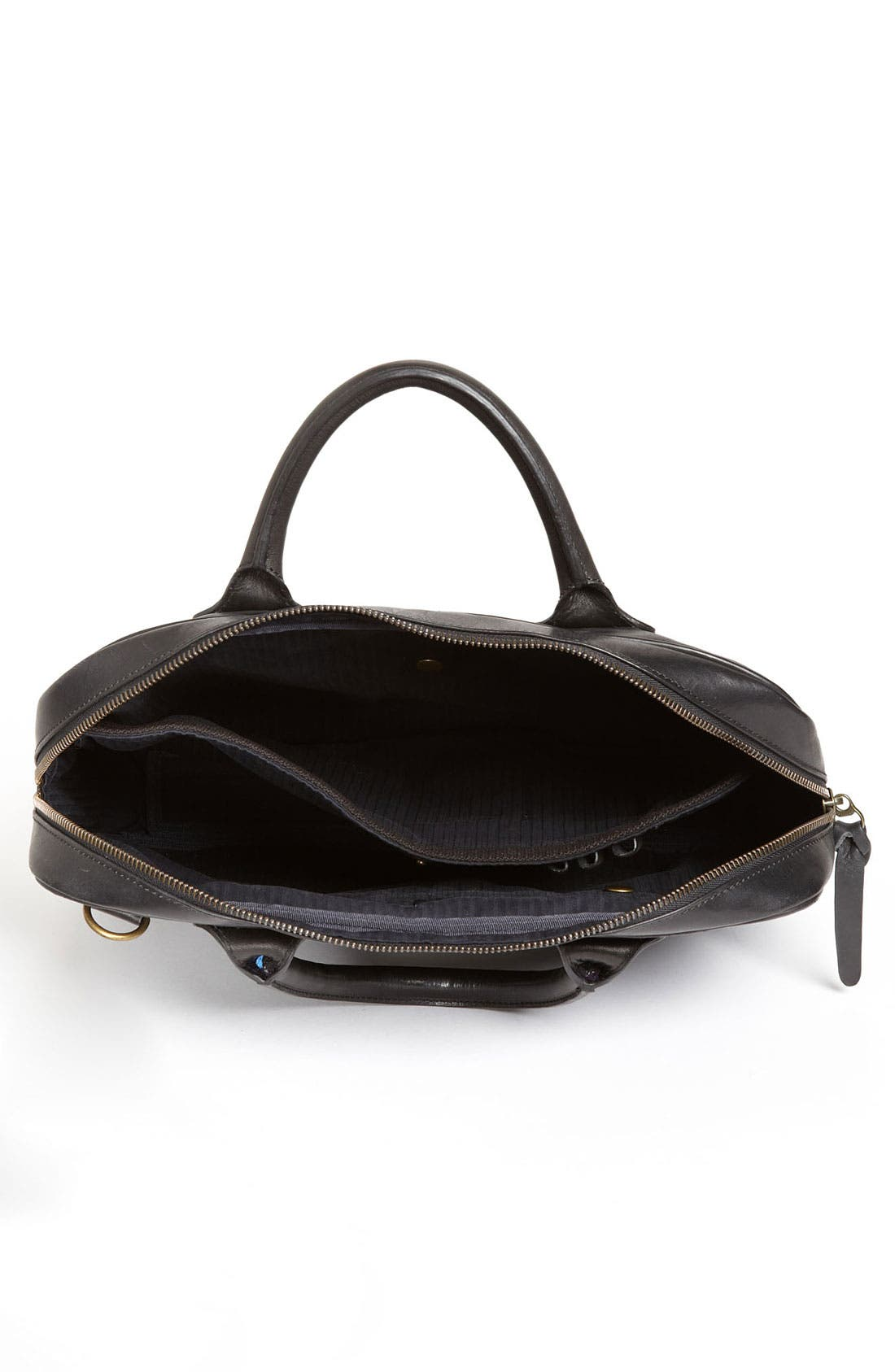 Alternate Image 3  - Property Of... 'Reuben' Leather Briefcase
