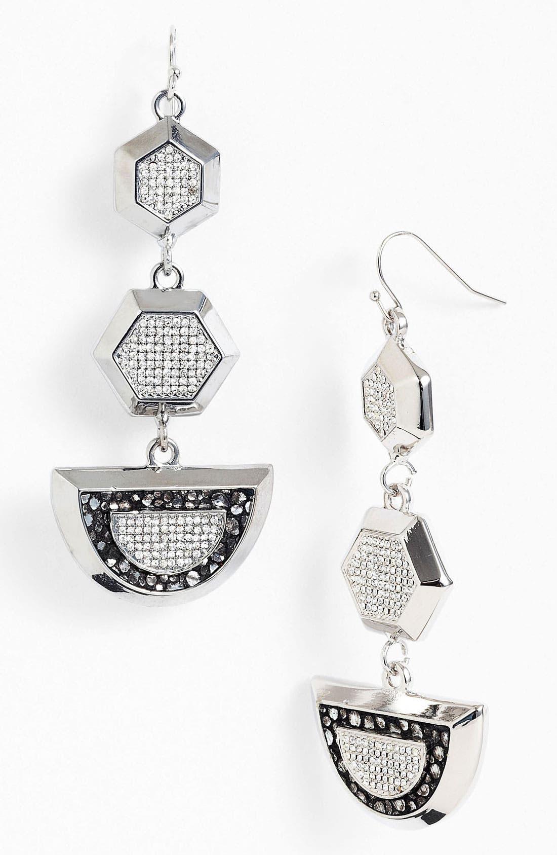 Alternate Image 1 Selected - Vince Camuto Drop Earrings