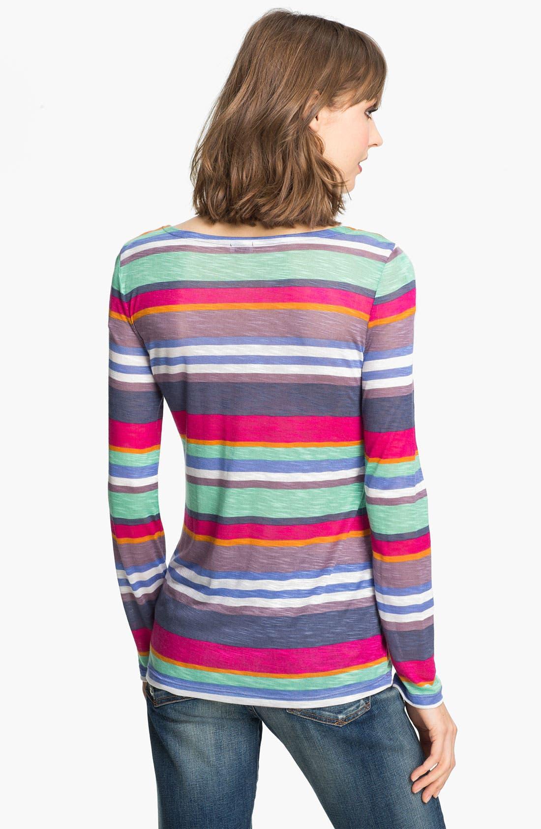 Alternate Image 2  - Splendid 'Pensacola' Stripe Henley