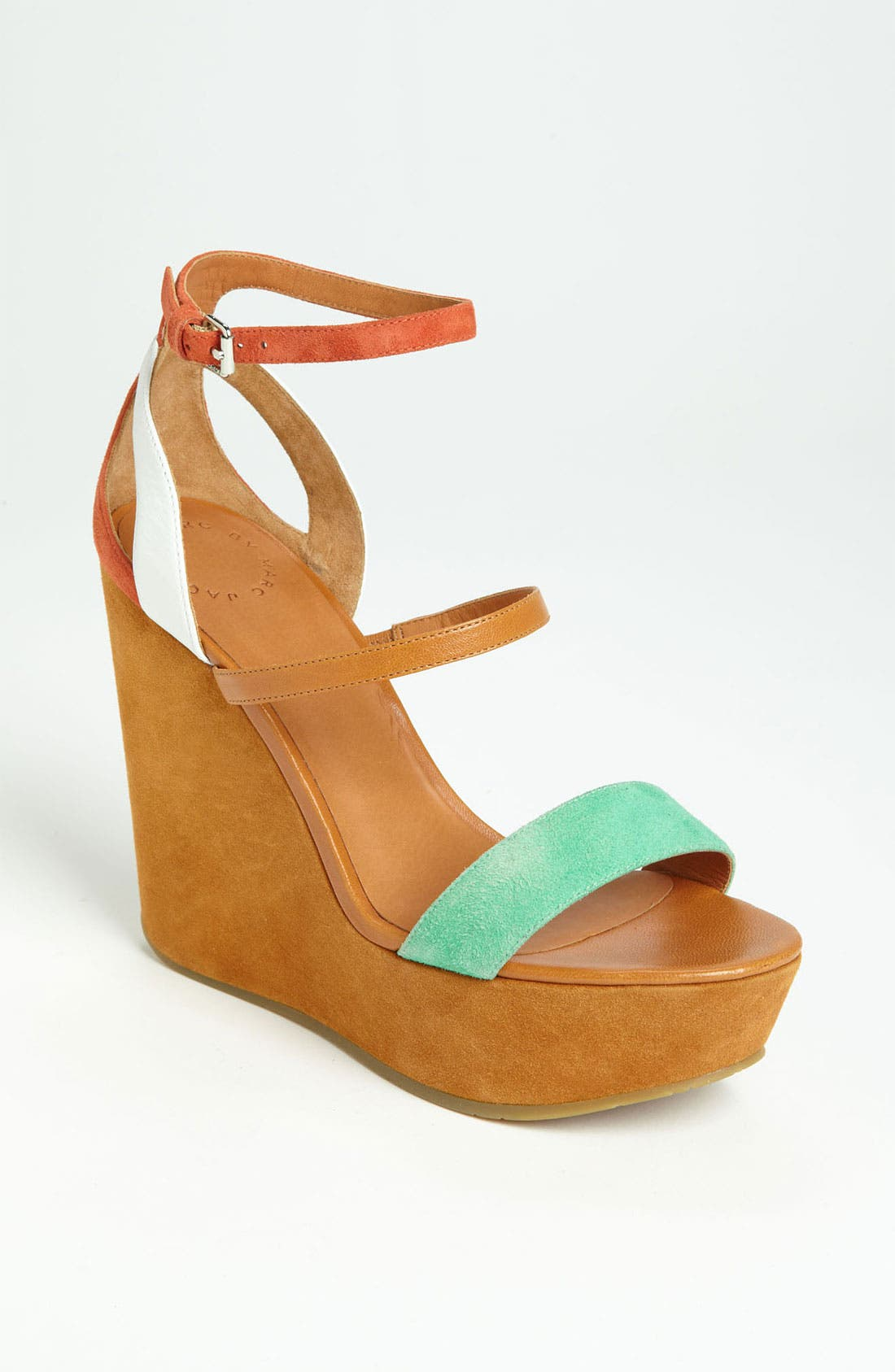 Main Image - MARC BY MARC JACOBS 'Color Weave' Wedge