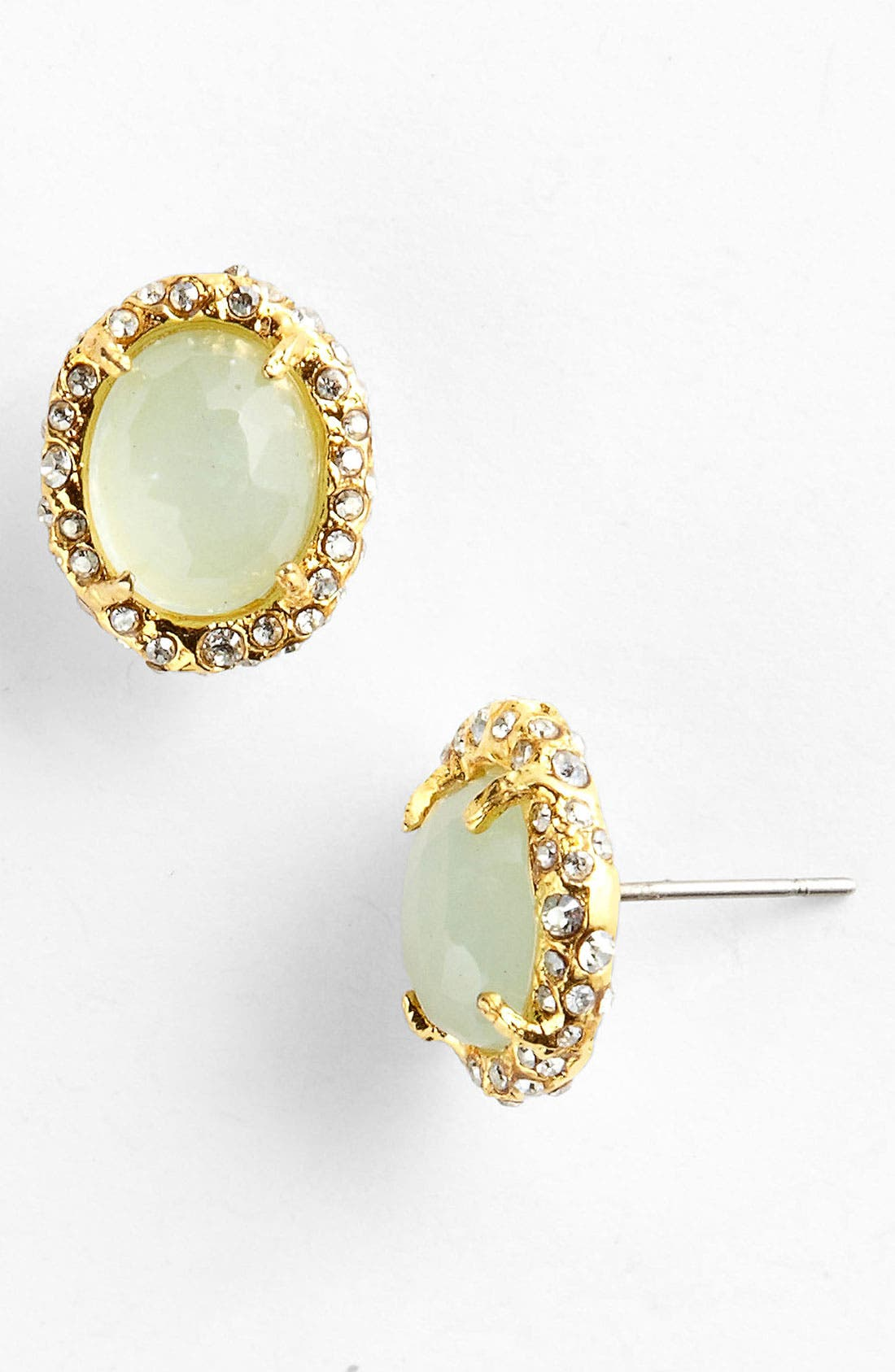 Alternate Image 1 Selected - Alexis Bittar 'Elements - Siyabona' Stone Stud Earrings (Nordstrom Exclusive)