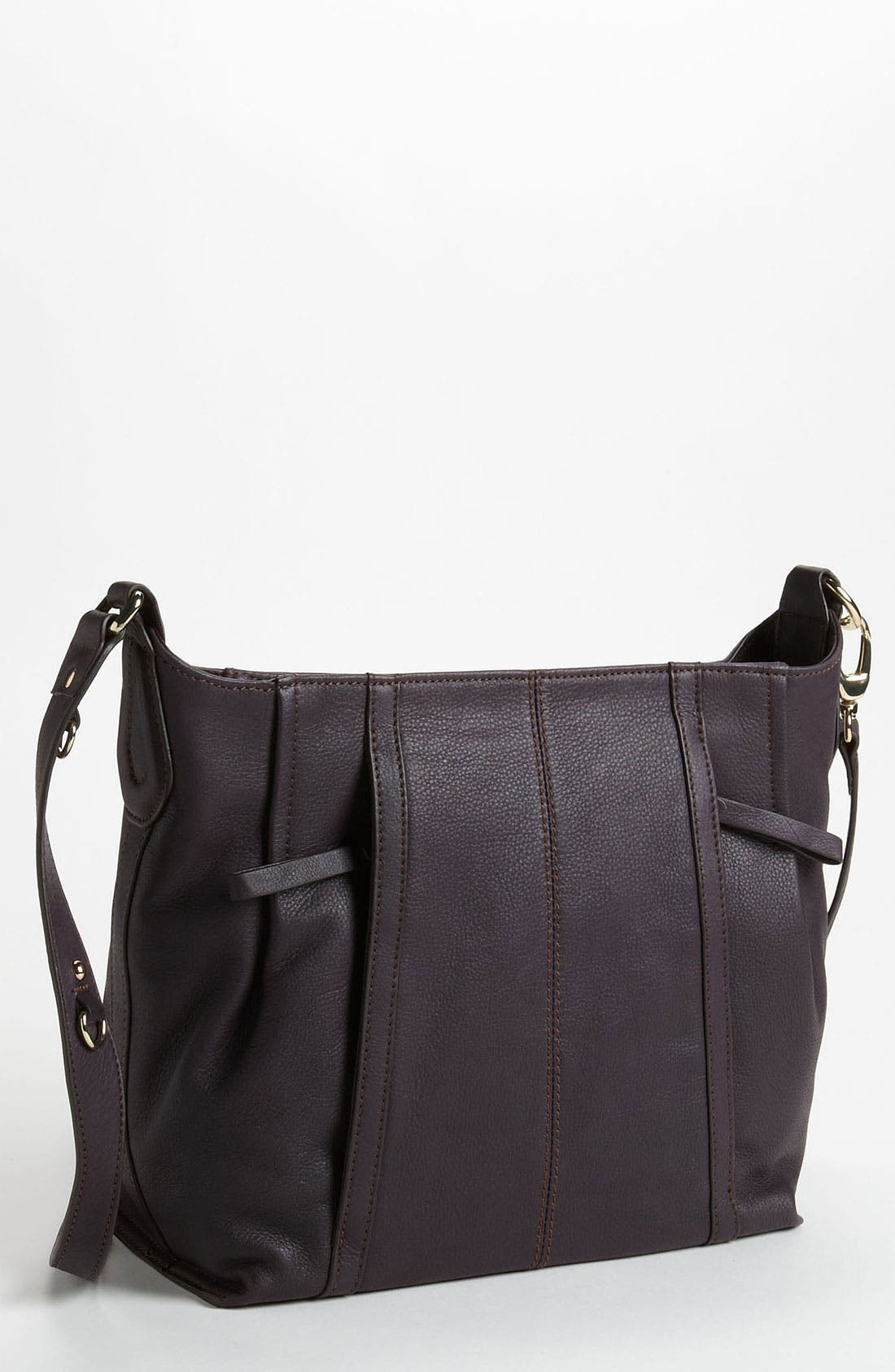 Main Image - Perlina 'Paulina' Leather Bucket Bag