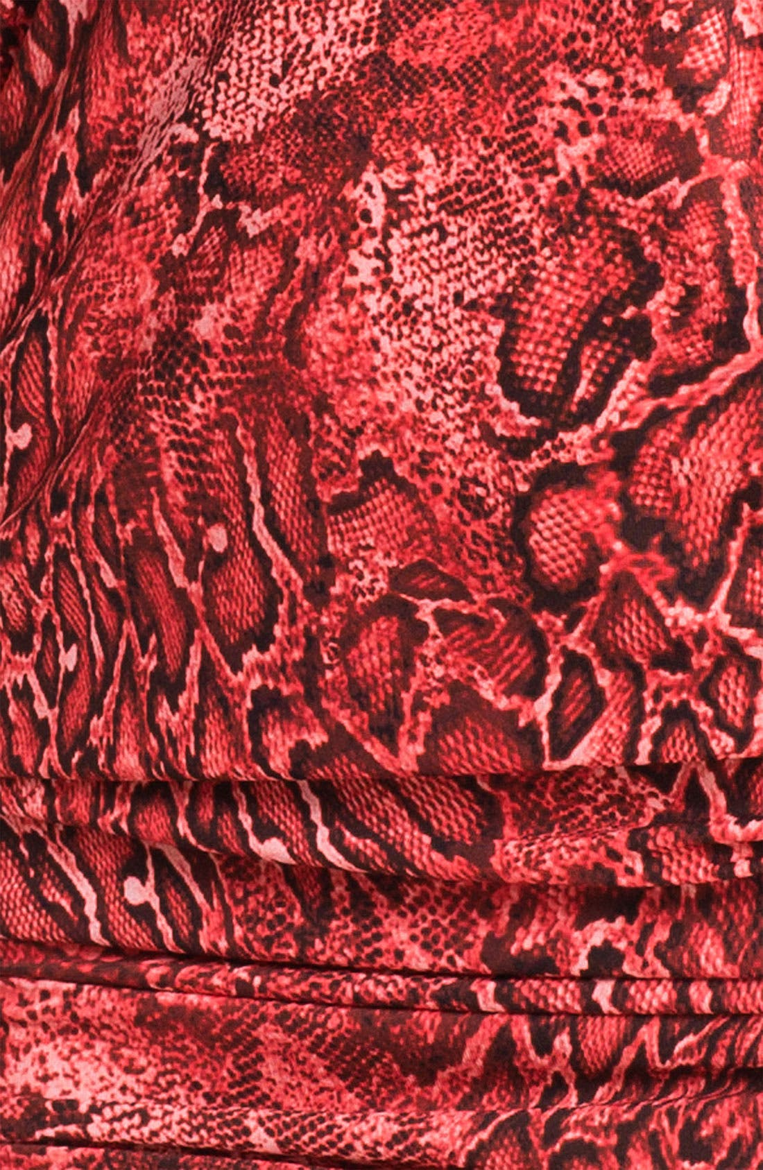 Alternate Image 3  - Carmen Marc Valvo Kimono Sleeve Tunic Cover-Up