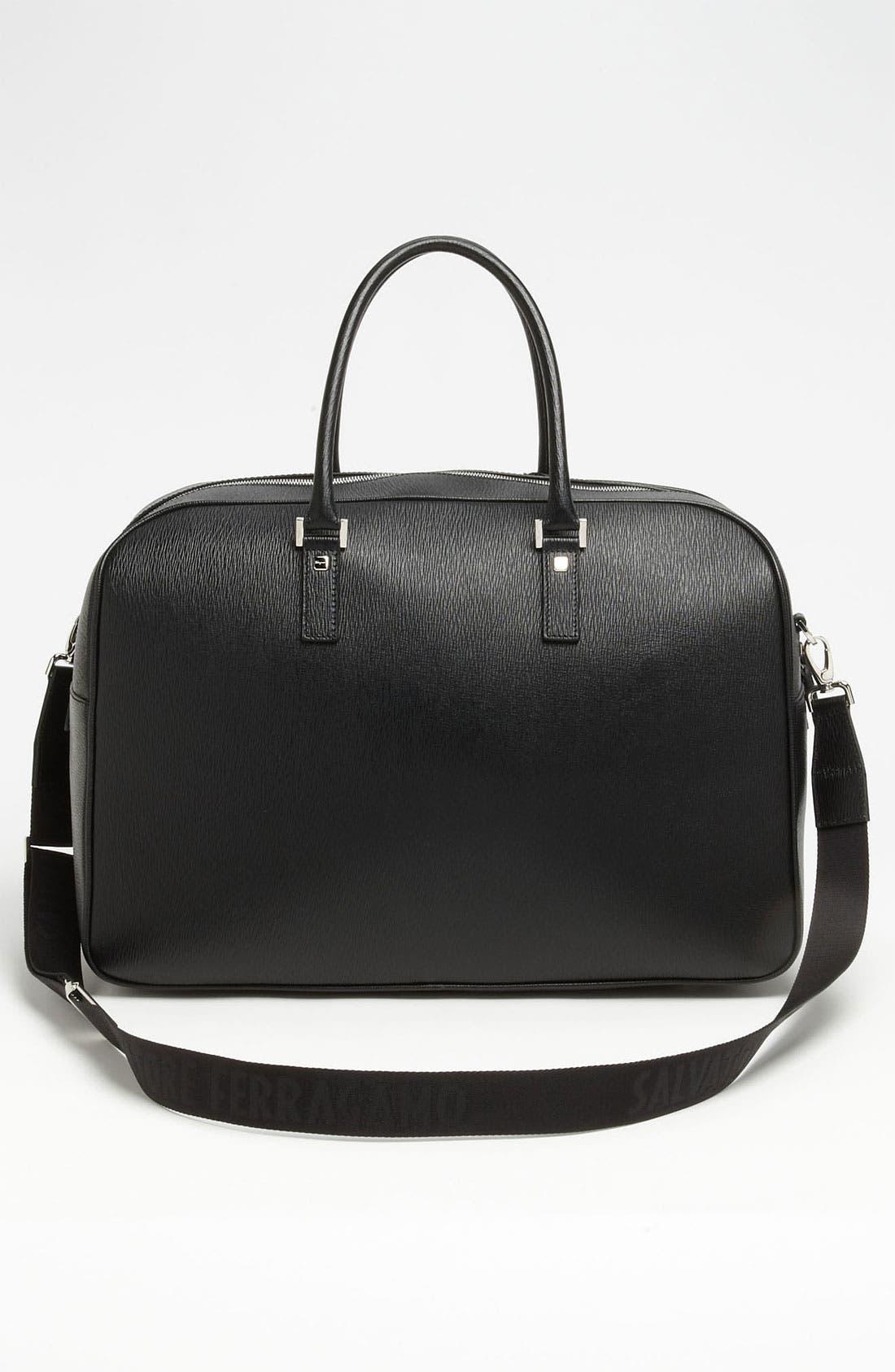 Alternate Image 2  - Salvatore Ferragamo 'Revival' Duffel Bag
