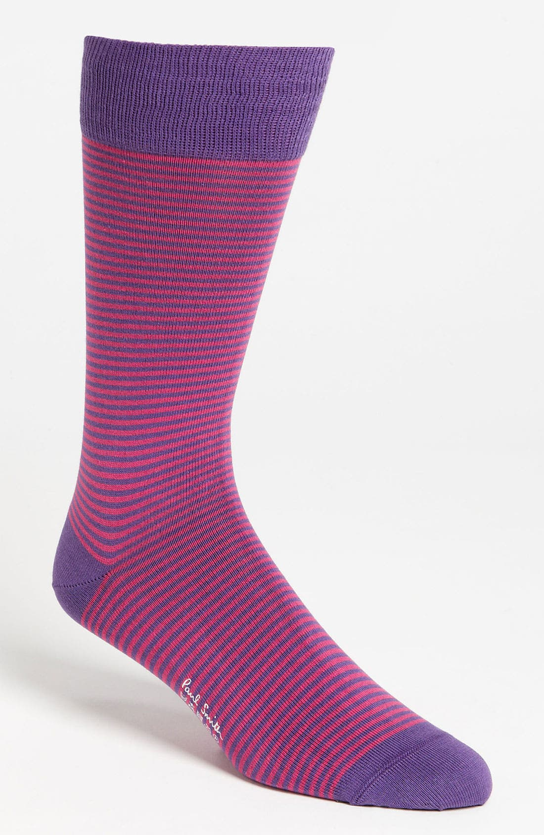 Main Image - Paul Smith Accessories Stripe Socks