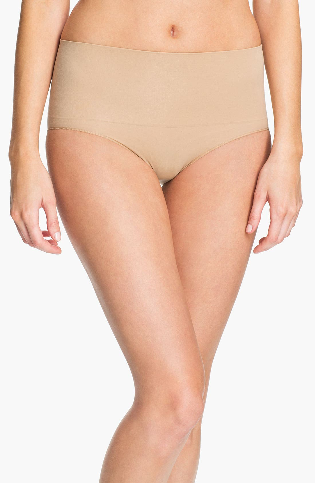 Alternate Image 1 Selected - SPANX® 'Undie-Tectable' Smoother