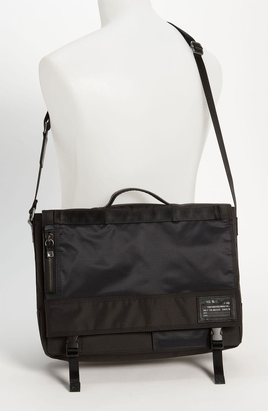 Alternate Image 4  - DIESEL® 'Processor CPU' Laptop Crossbody Bag