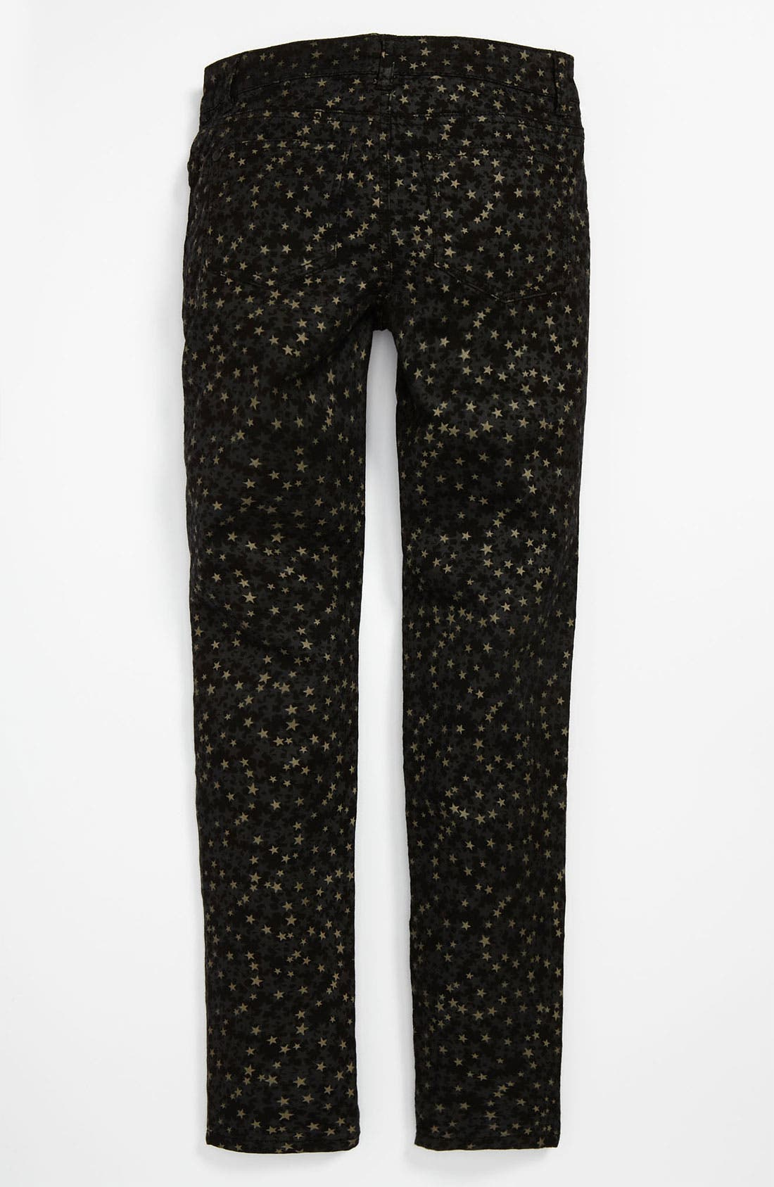 Alternate Image 1 Selected - Fire 'Galaxy' Skinny Leg Jeans (Big Girls)