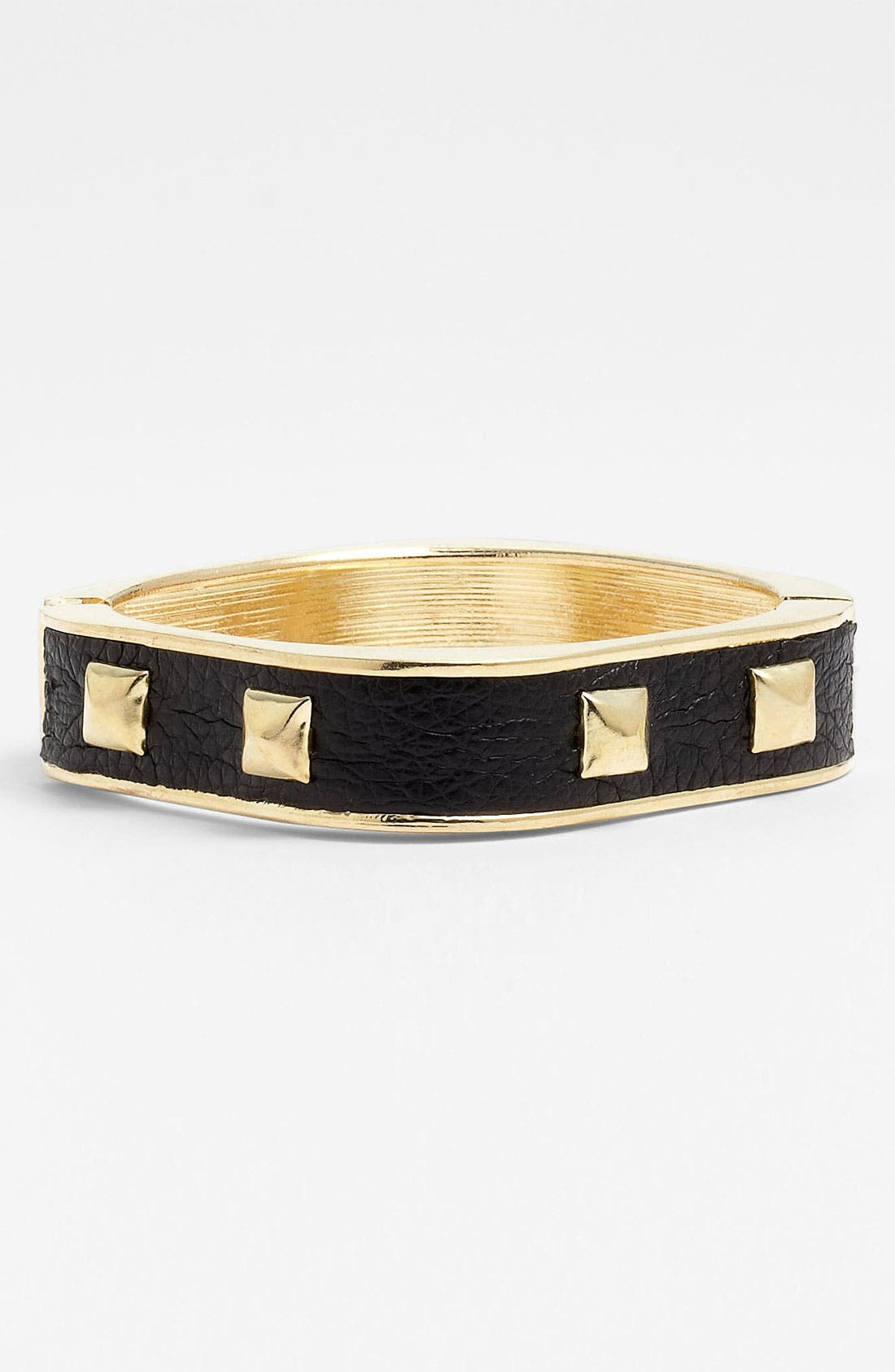 Alternate Image 1 Selected - Stephan & Co. Studded Bangle