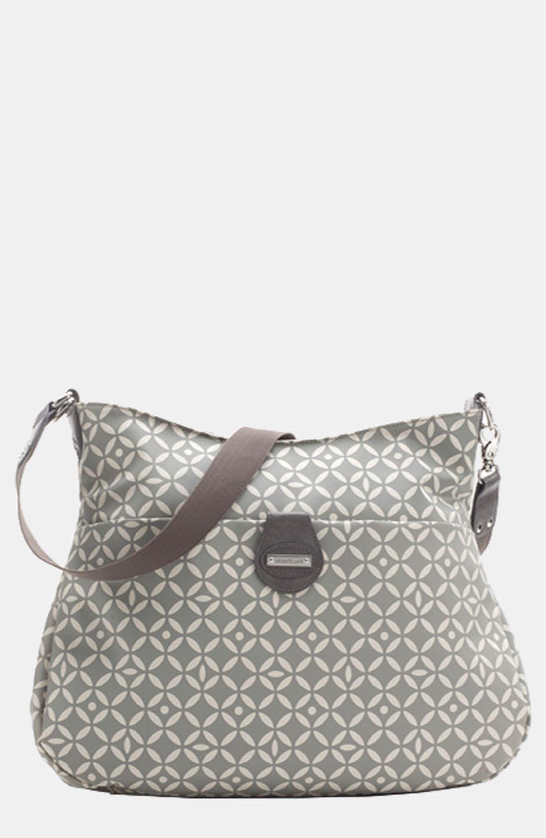 Alternate Image 1 Selected - Storksak 'Nina' Diaper Bag