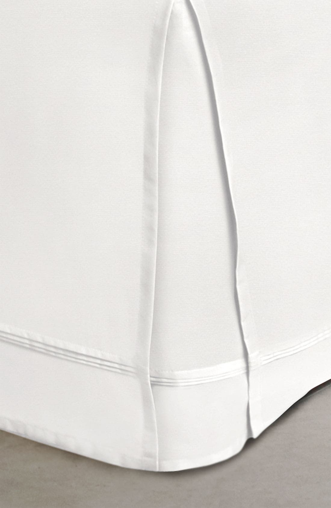 Alternate Image 1 Selected - Donna Karan 'Lustre Seam' Bed Skirt