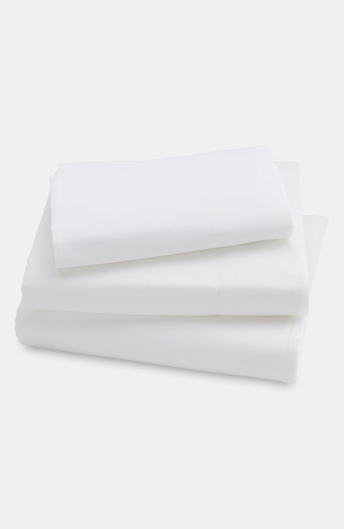 Main Image - DKNY 'Handkerchief' Fitted Sheet