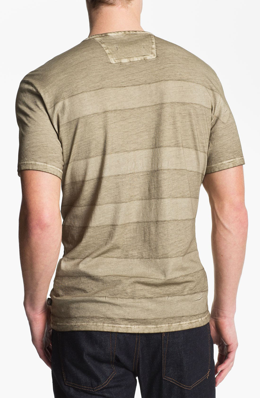 Alternate Image 2  - John Varvatos Star USA V-Neck T-Shirt