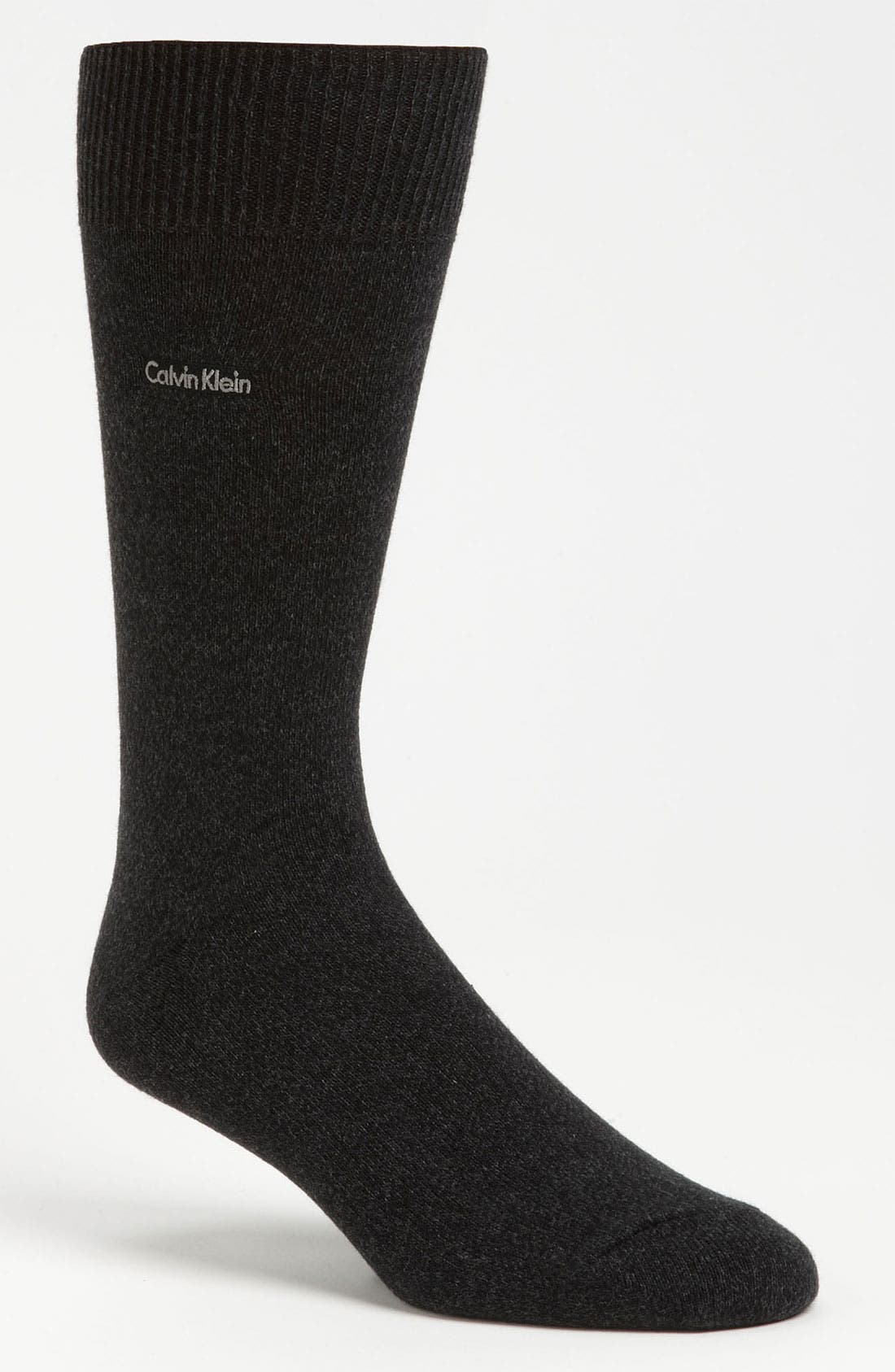 Alternate Image 1 Selected - Calvin Klein 'Signature' Socks
