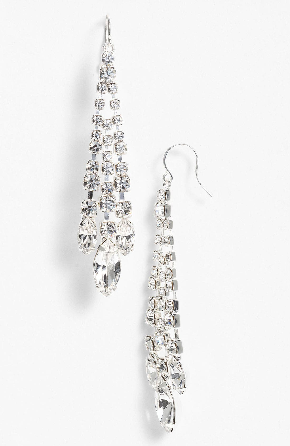 Main Image - Rosa Crystal Collection Jewelry Drop Earrings