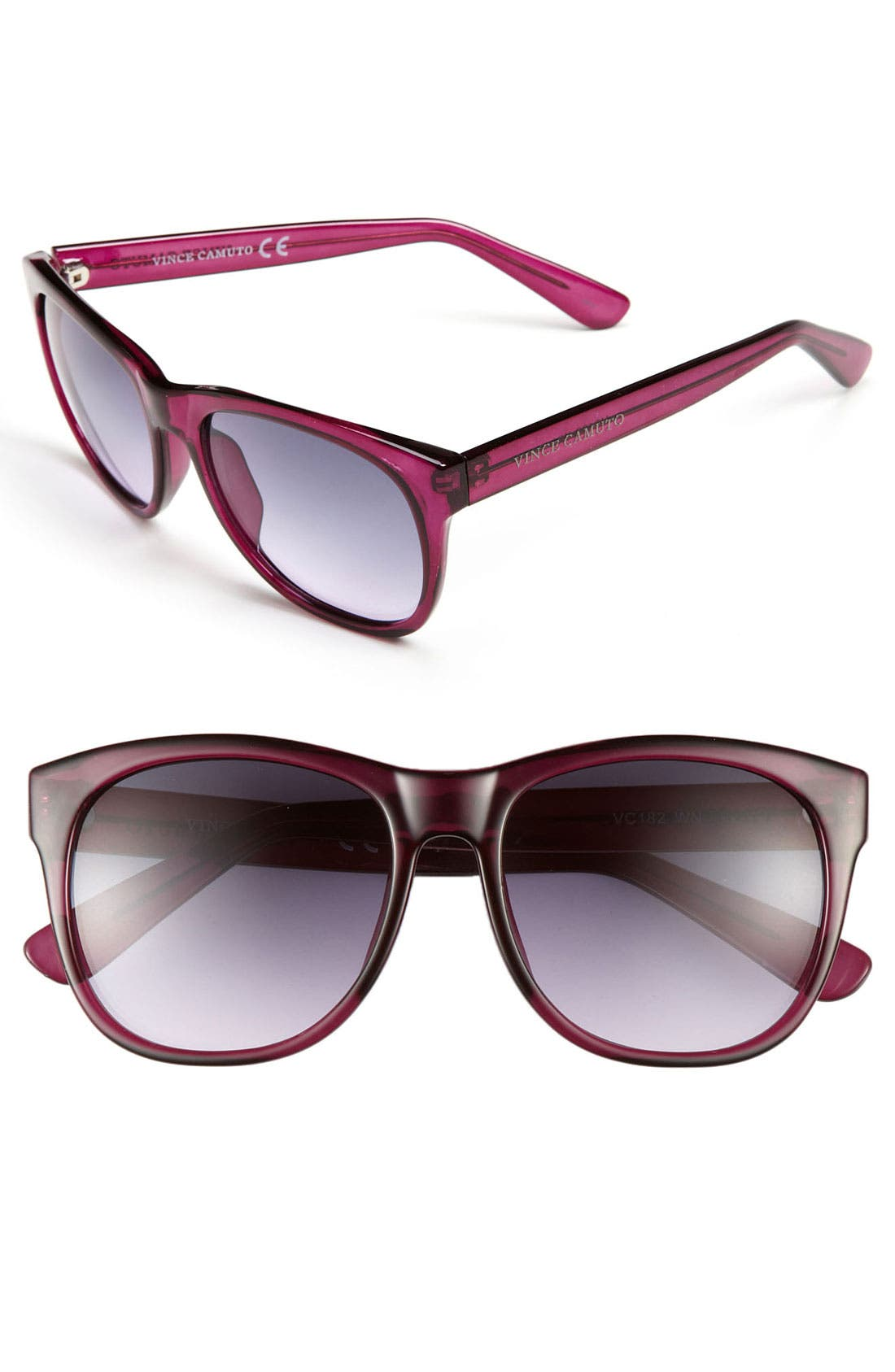 Alternate Image 1 Selected - Vince Camuto 55mm Oversized Sunglasses