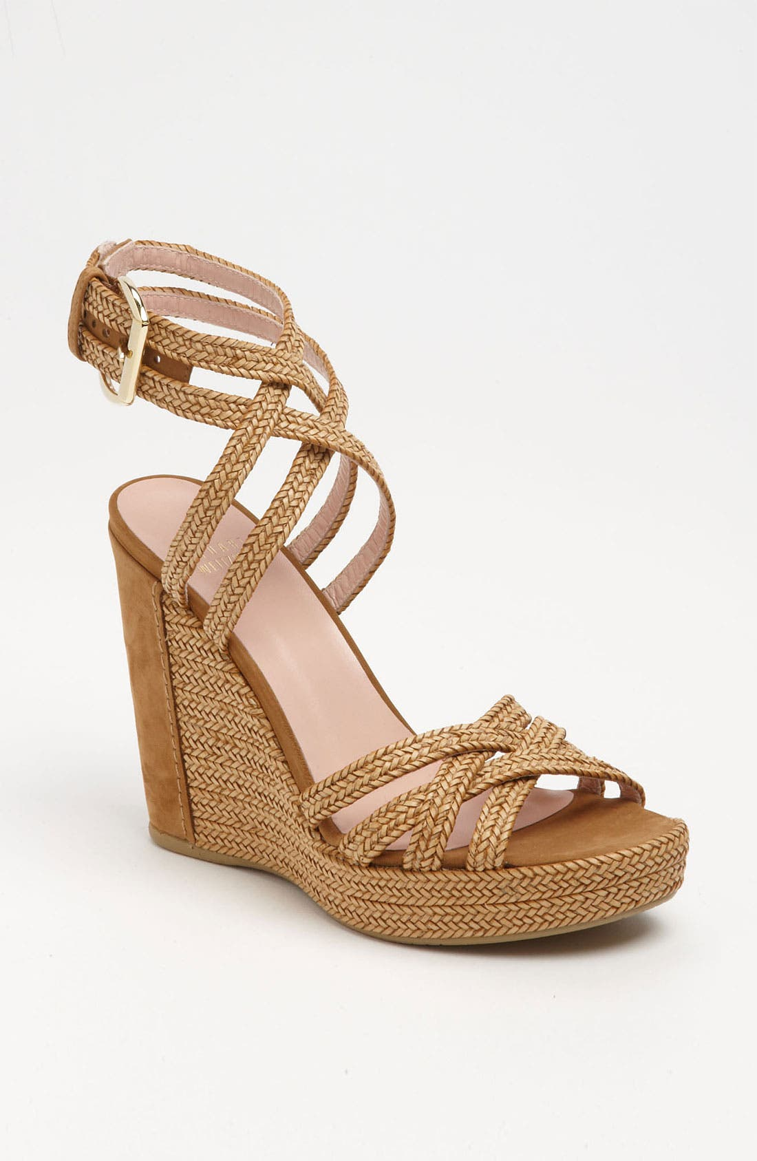 Alternate Image 1 Selected - Stuart Weitzman 'Reins' Sandal