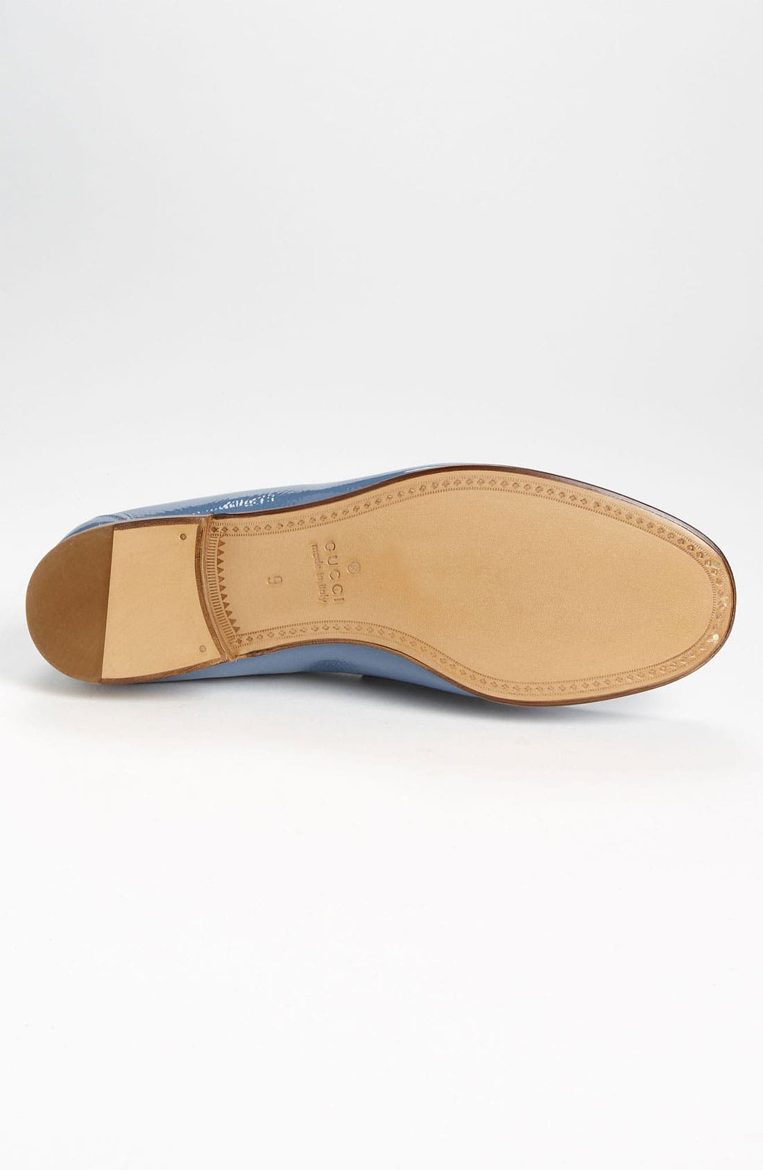 Alternate Image 4  - Gucci 'Roos' Patent Bit Loafer