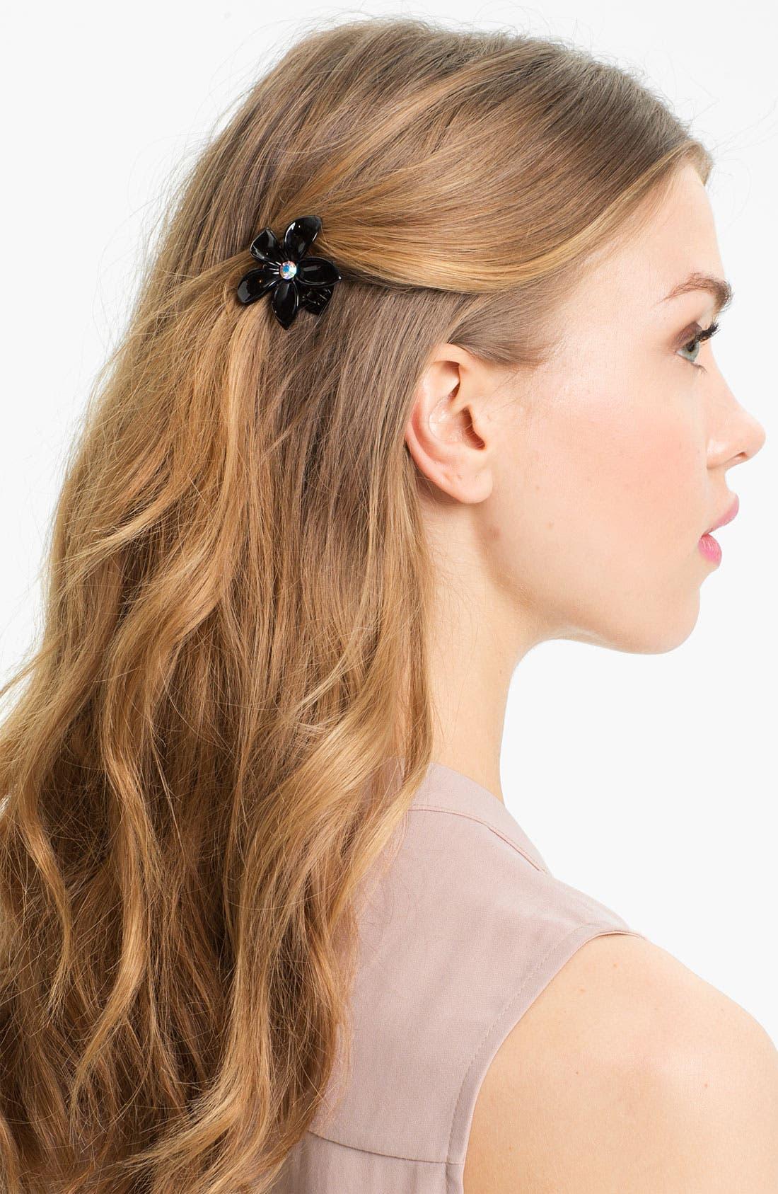 Main Image - Cara Flower Hair Clip