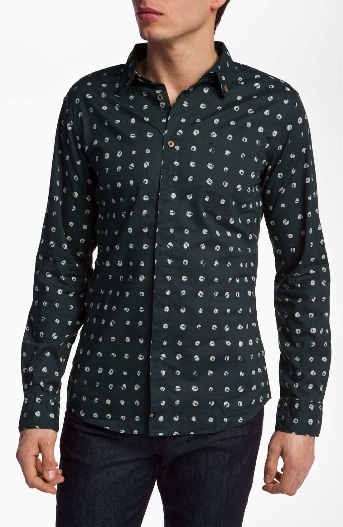 Alternate Image 1 Selected - Insight 'Poka Deth' Woven Shirt