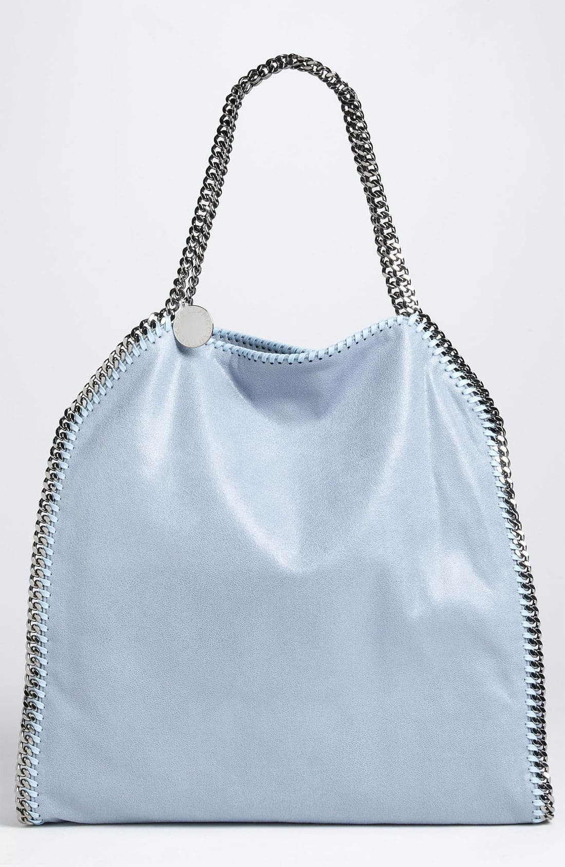 Main Image - Stella McCartney 'Large Falabella - Shaggy Deer' Faux Leather Tote