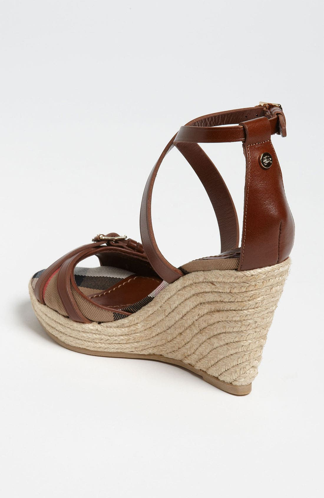 Alternate Image 2  - Burberry 'Walden' Wedge Sandal