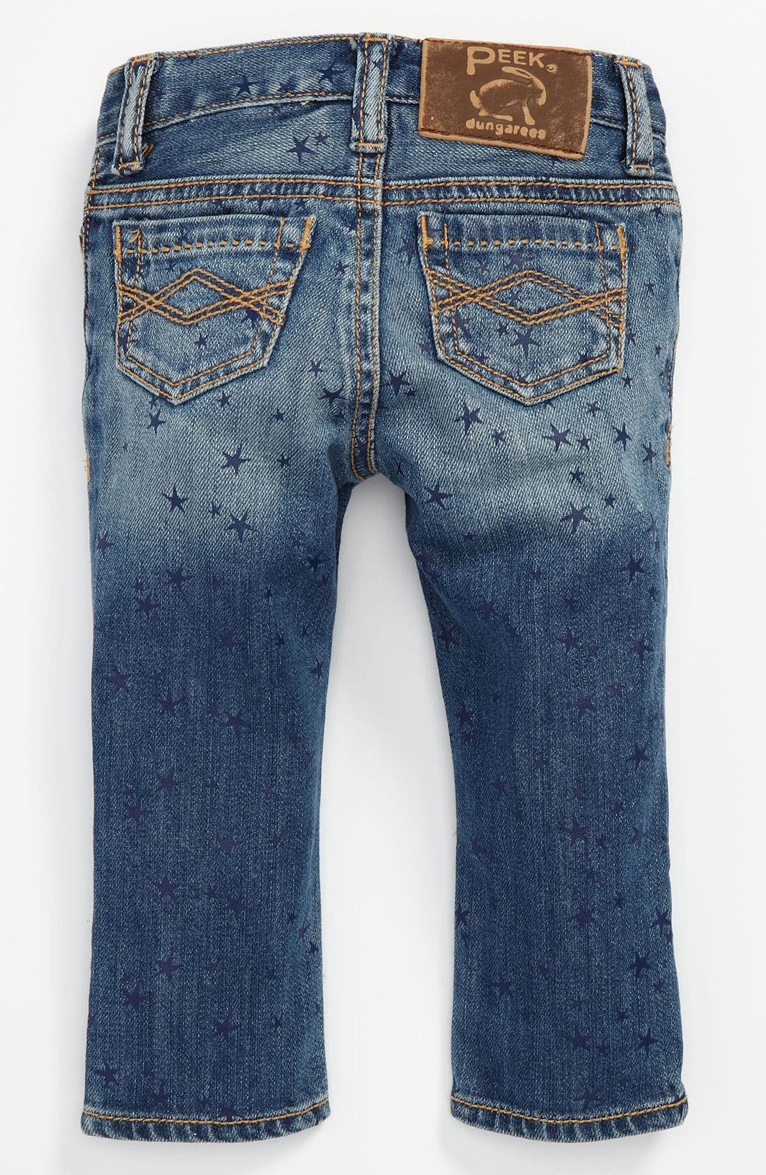 Main Image - Peek 'Maya' Skinny Jeans (Infant)