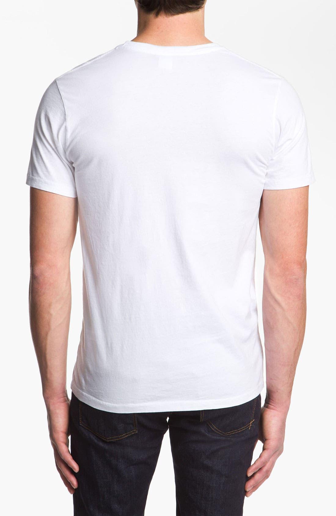 Alternate Image 2  - Junk Food 'Miami Heat' T-Shirt