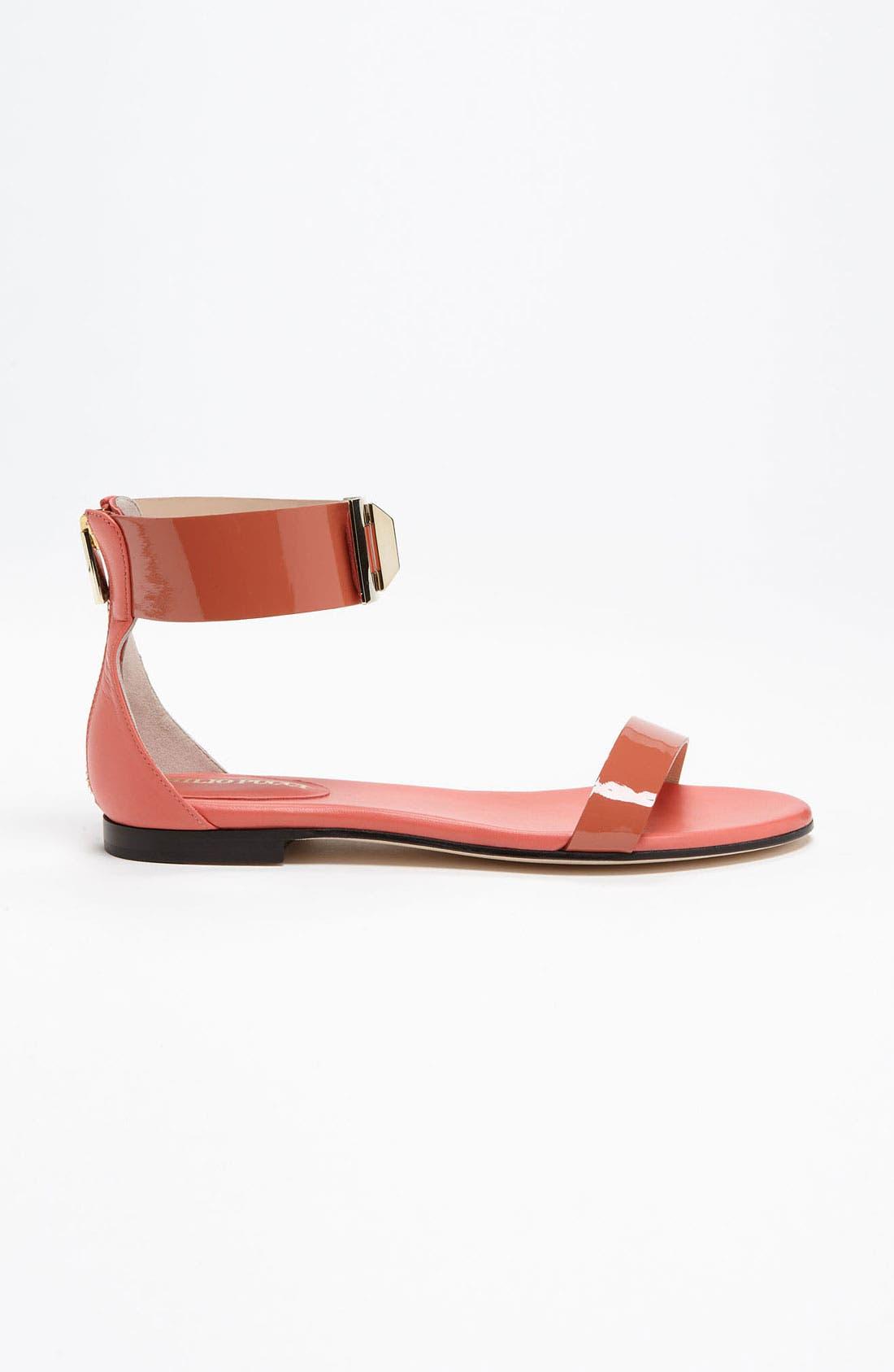 Alternate Image 4  - Emilio Pucci 'Marquise' Flat Sandal