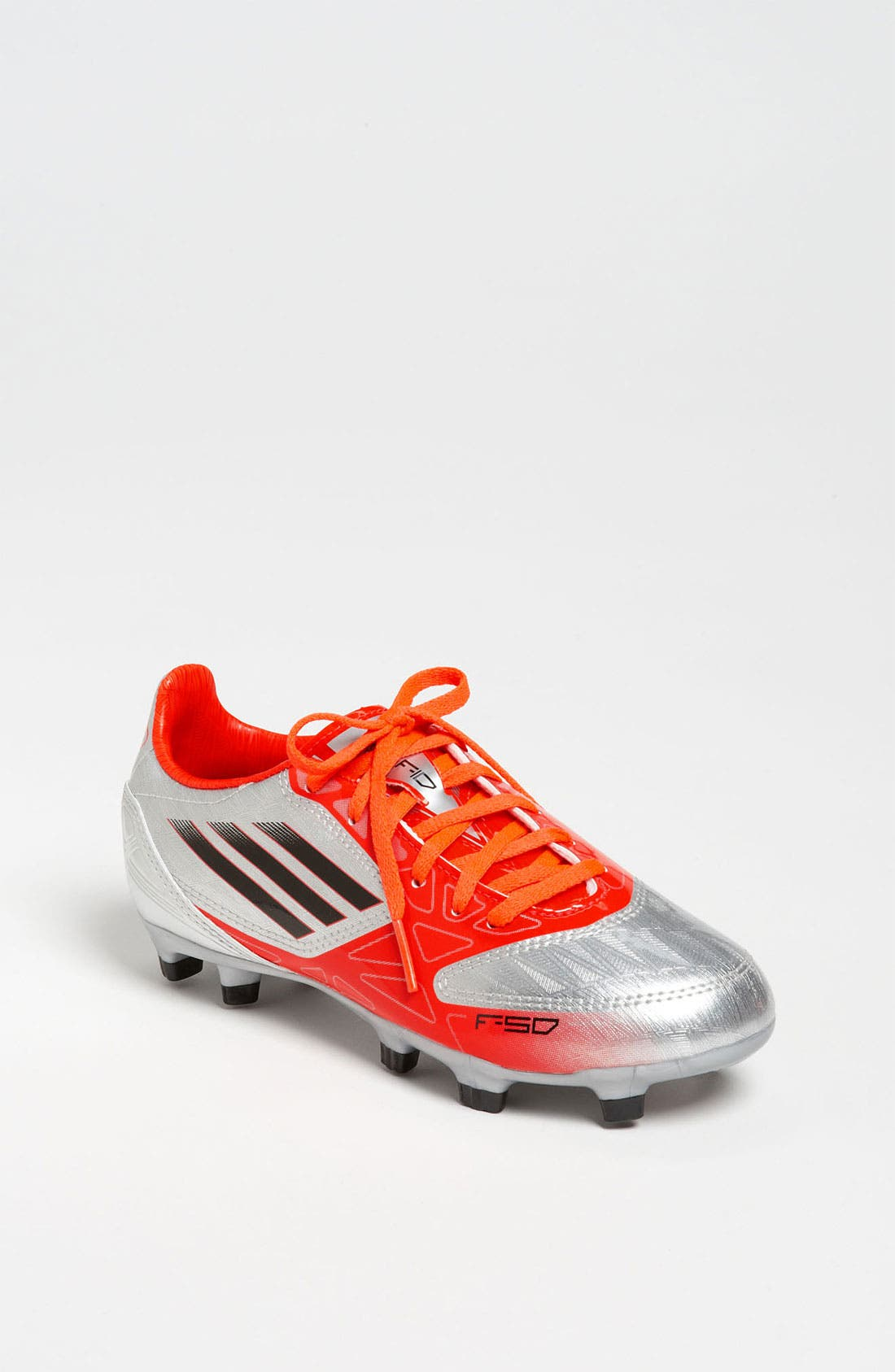 Alternate Image 1 Selected - adidas 'TRX FG' Soccer Cleats (Toddler, Little Kid & Big Kid)