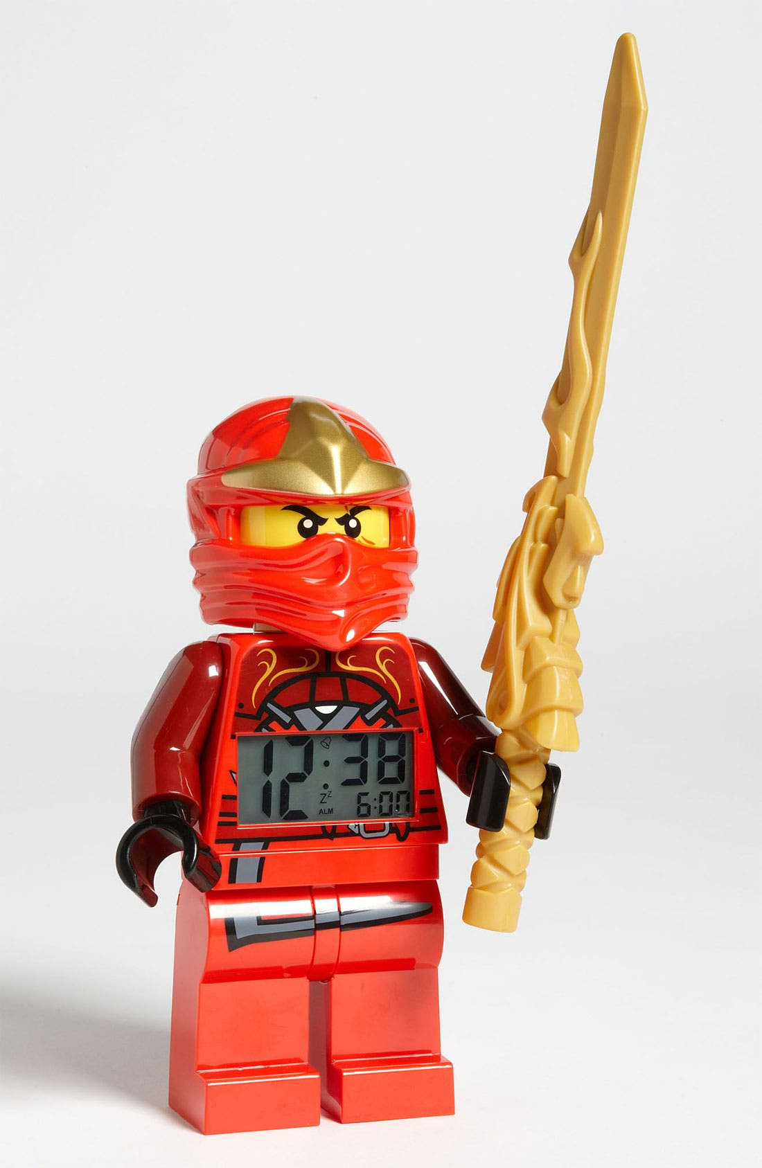 Alternate Image 1 Selected - LEGO® 'Ninjago - Kai ZX' Alarm Clock