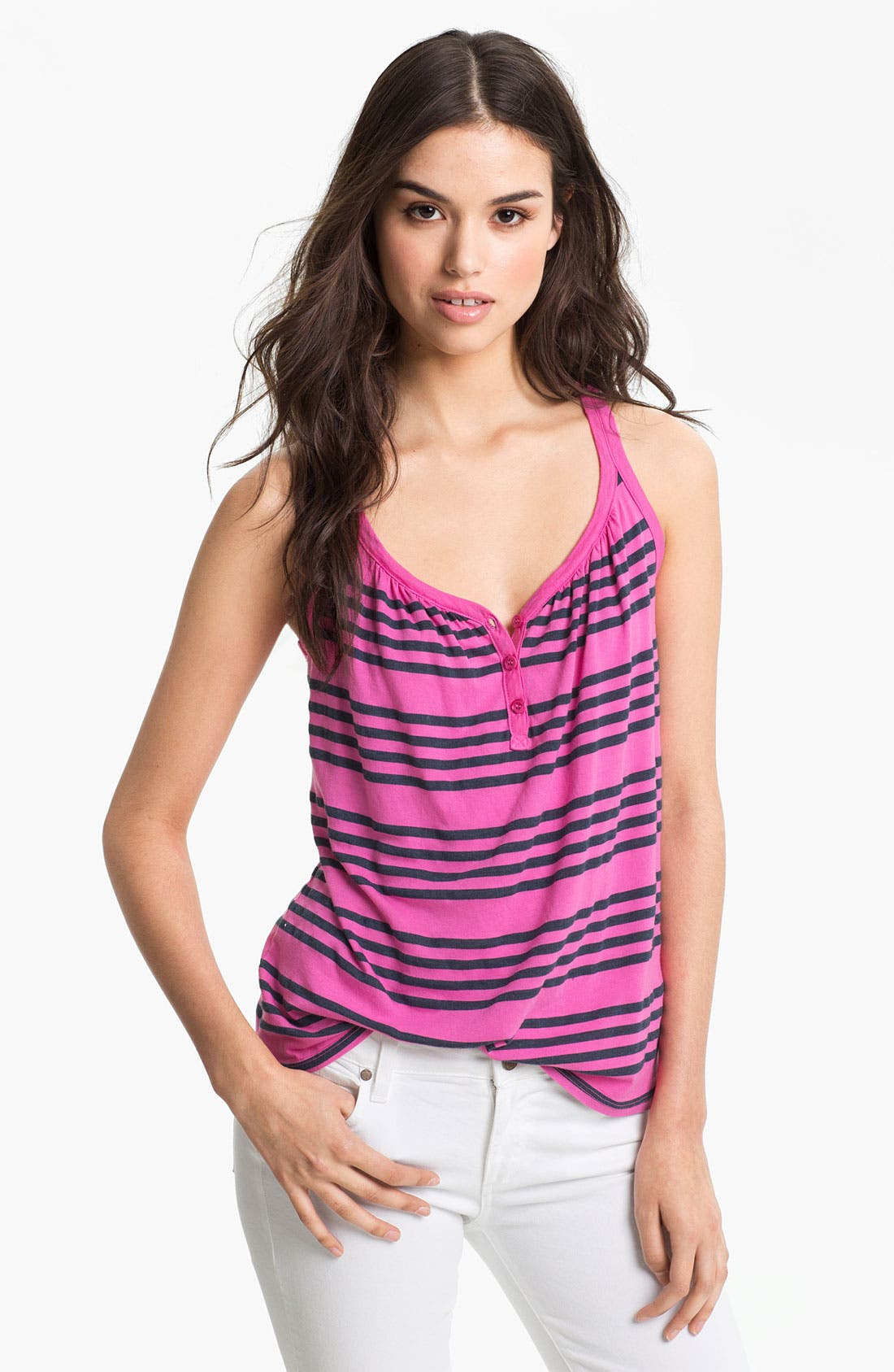 Alternate Image 1 Selected - Splendid 'Capri' Stripe Tank