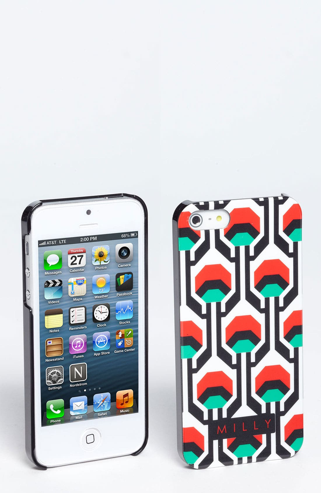 Alternate Image 1 Selected - Milly 'Tribal' iPhone 5 Case