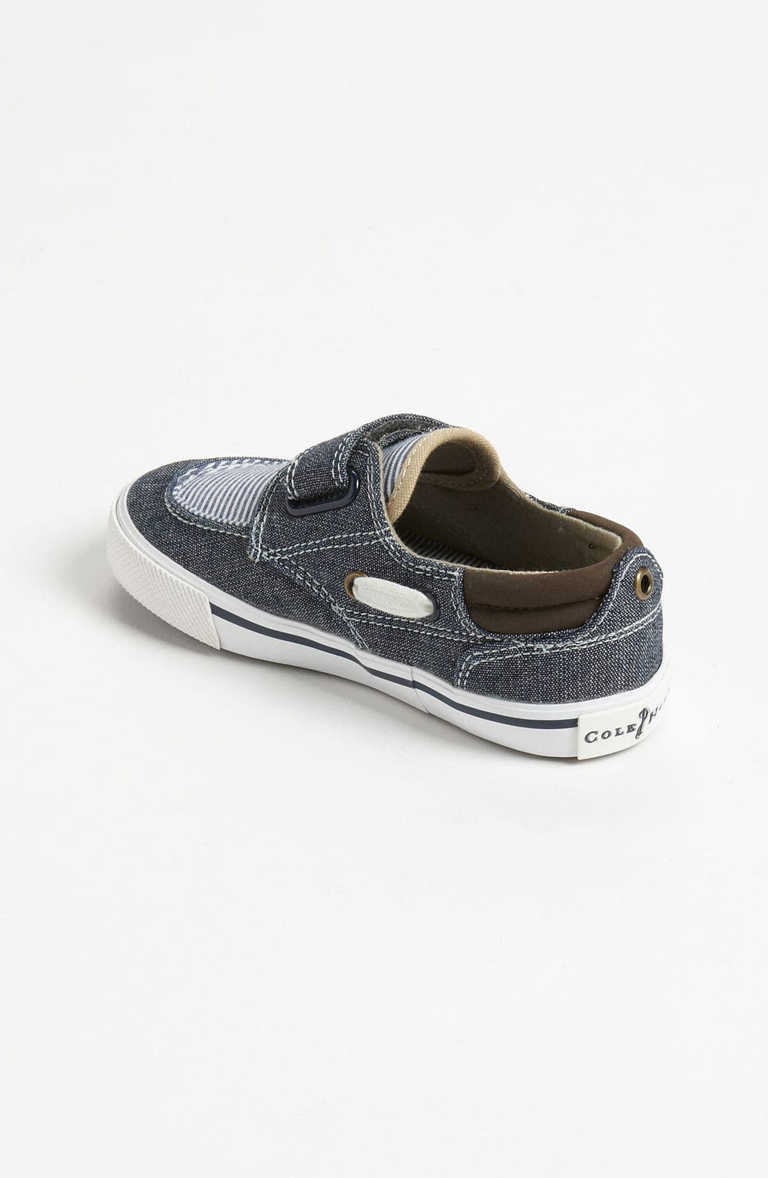 Alternate Image 2  - Cole Haan 'Air Cory' Boat Shoe (Walker & Toddler)