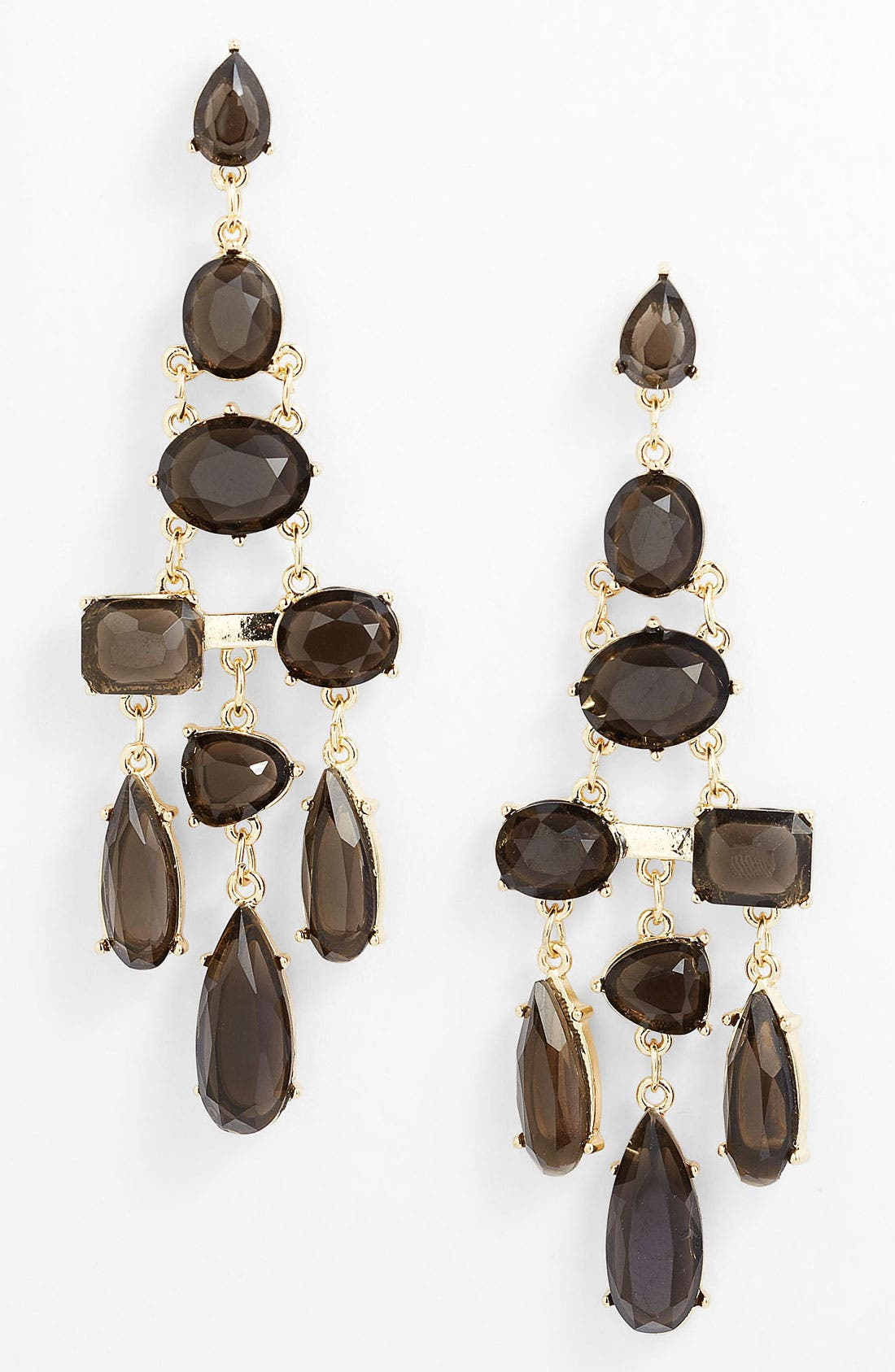 Alternate Image 1 Selected - Panacea Chandelier Earrings