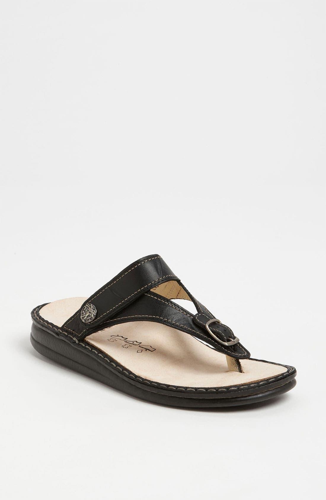 Alternate Image 1 Selected - Finn Comfort 'Alexandria' Thong Sandal