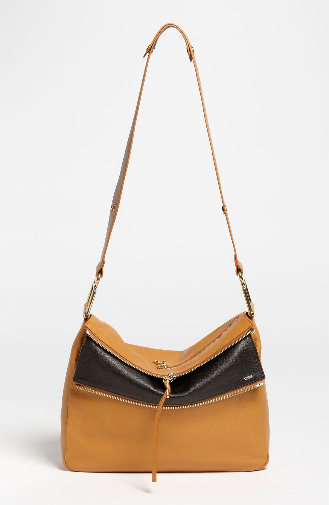 Alternate Image 1 Selected - Chloé 'Vanessa - Medium' Crossbody Bag