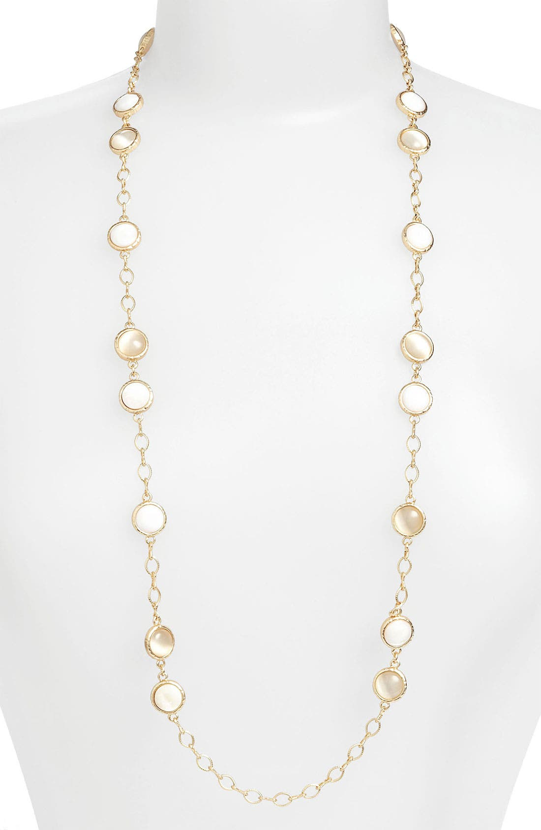 Alternate Image 2  - Nordstrom 'Santorini' Long Station Necklace