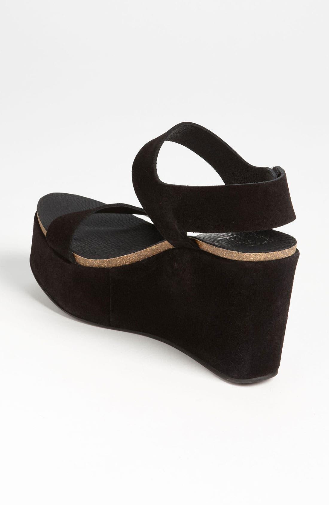 Alternate Image 2  - Pedro Garcia 'Dakota' Wedge Sandal