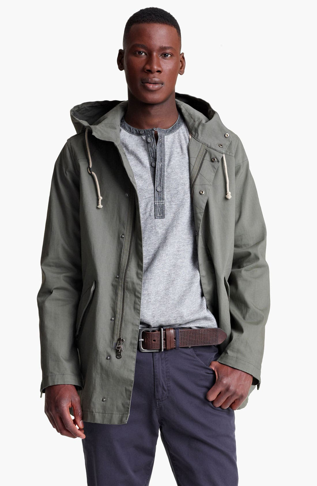 Alternate Image 1 Selected - Grayers 'Cooper' Anorak