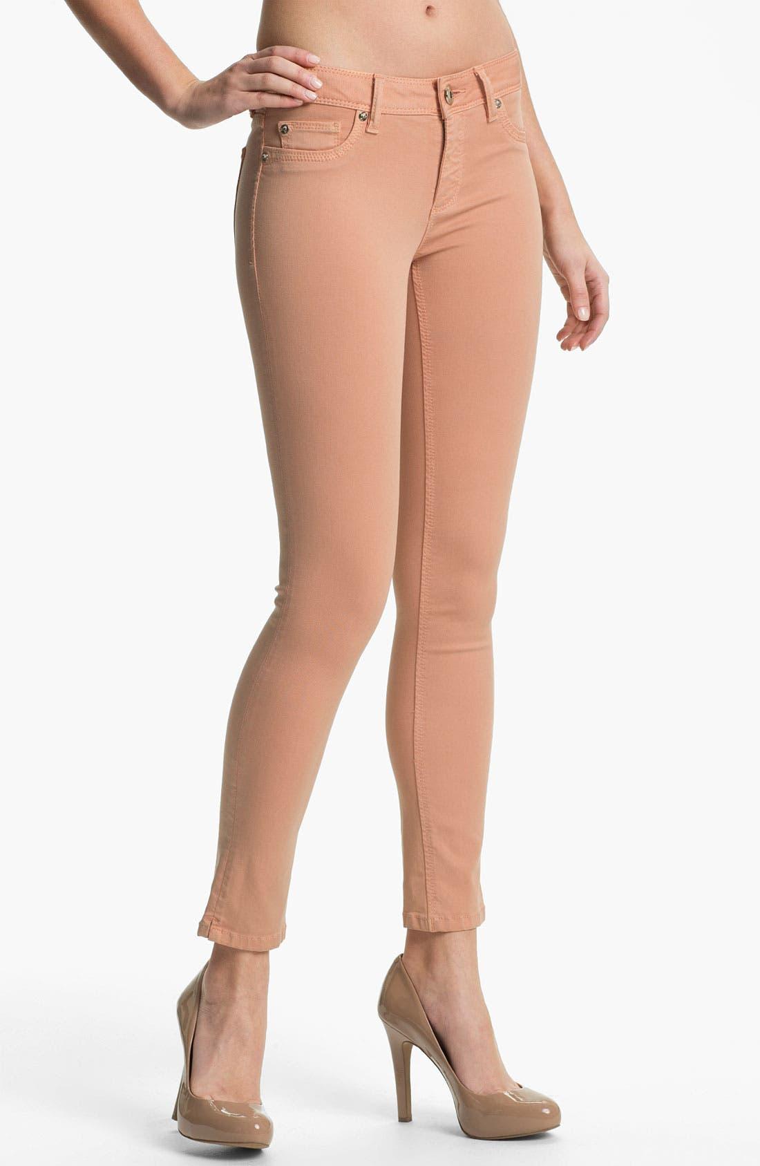 Alternate Image 1 Selected - DL1961 'Angel' X-Fit Stretch Denim Skinny Ankle Jeans (Nice)
