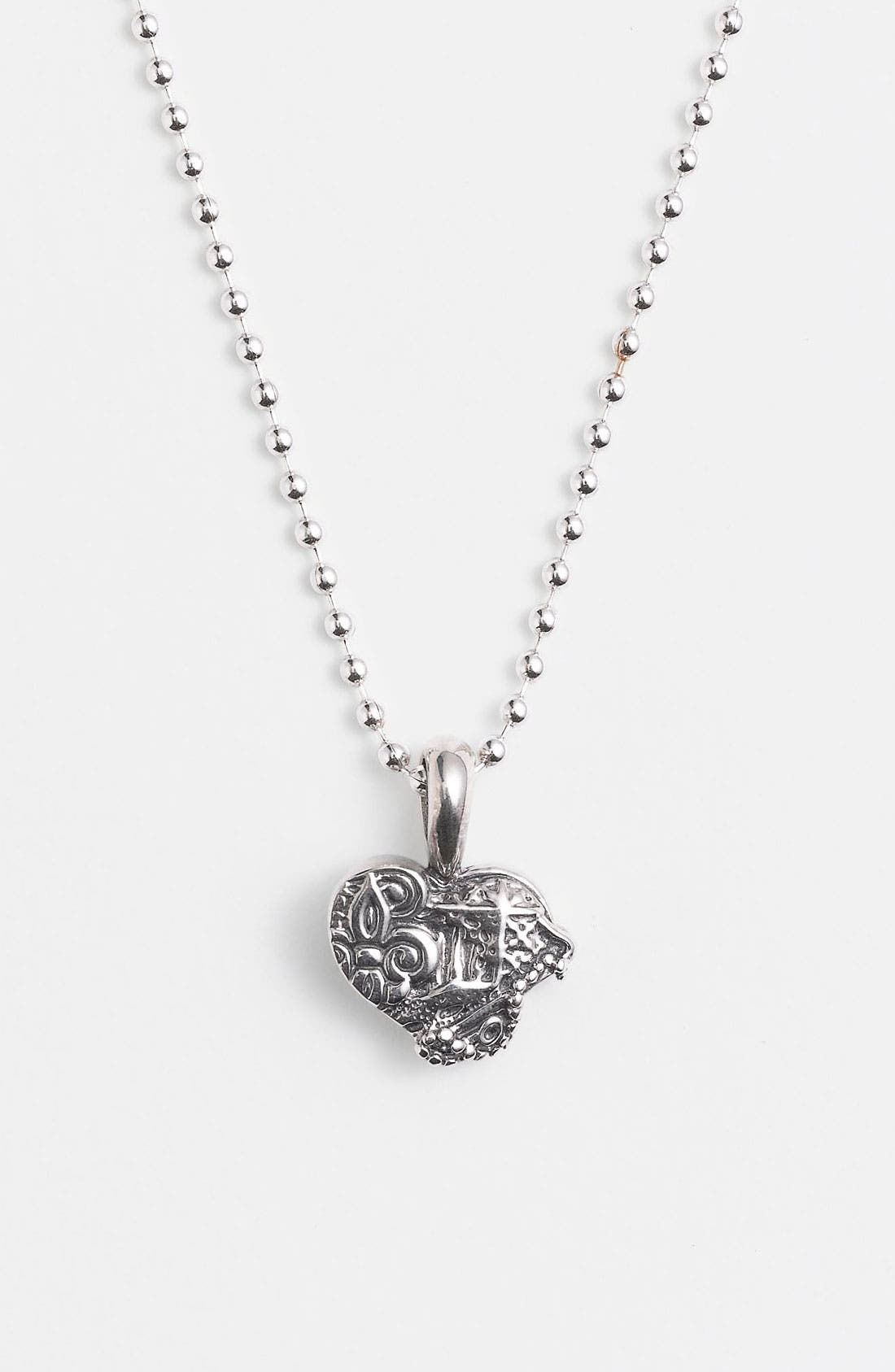 Alternate Image 1 Selected - Lagos 'Hearts of Lagos - New Orleans' Long Pendant Necklace (Online Only)