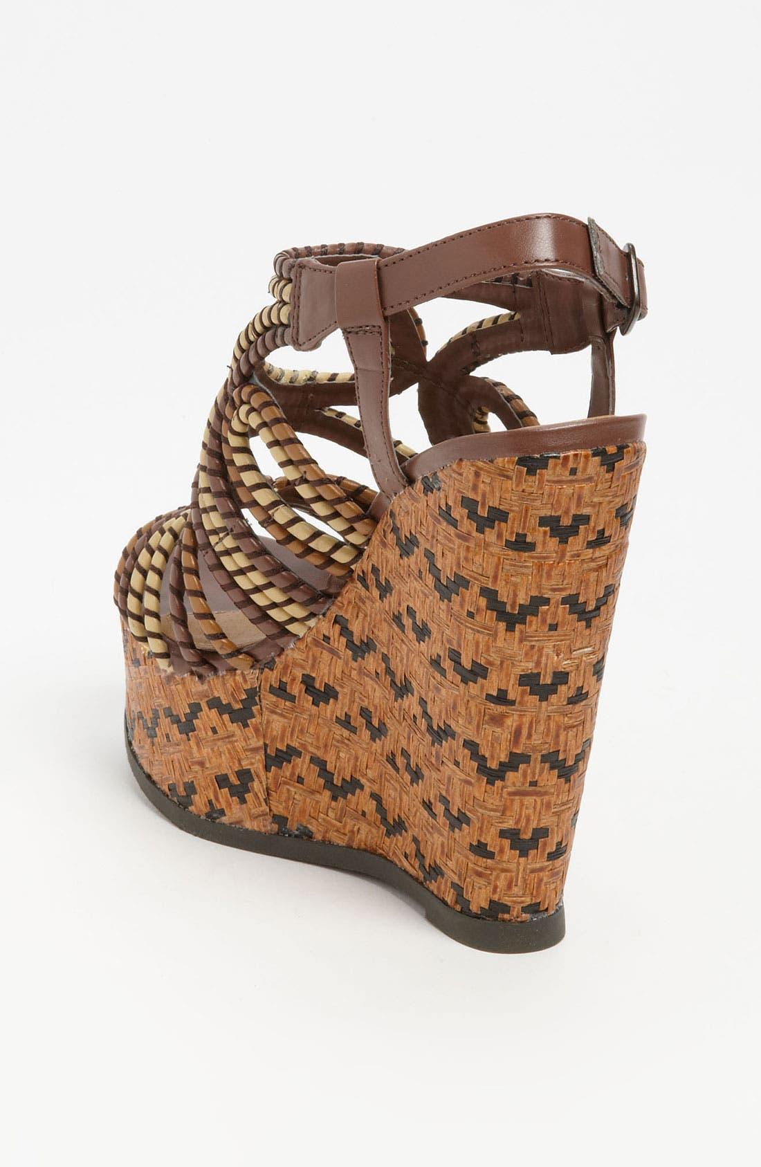 Alternate Image 2  - MIA 'Evelyn' Wedge Sandal