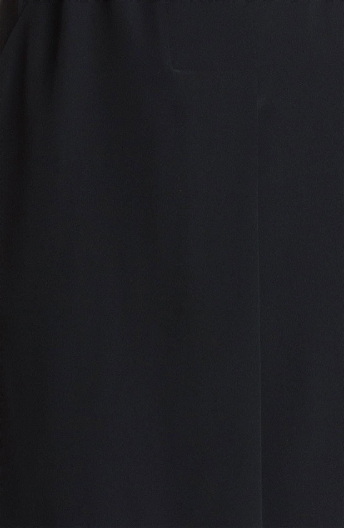 Alternate Image 4  - Miss Wu Belted Crêpe de Chine Shirtdress (Nordstrom Exclusive)
