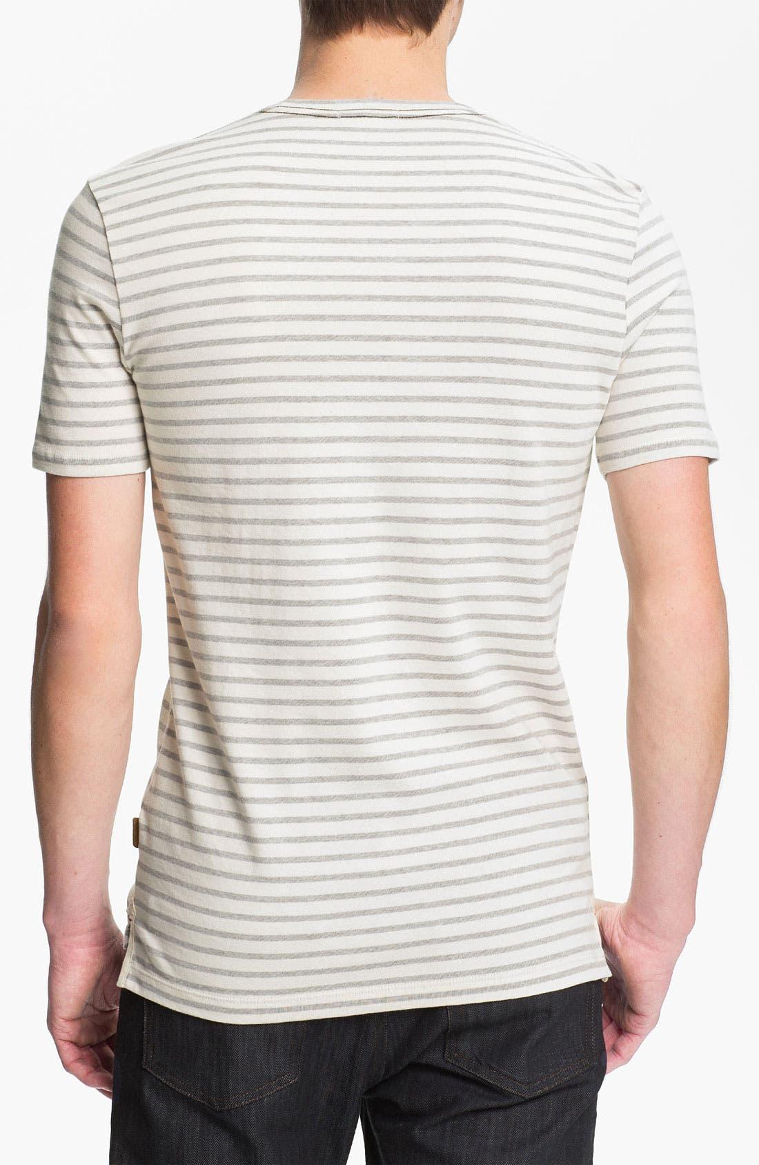 Alternate Image 2  - Burberry Brit Stripe T-Shirt