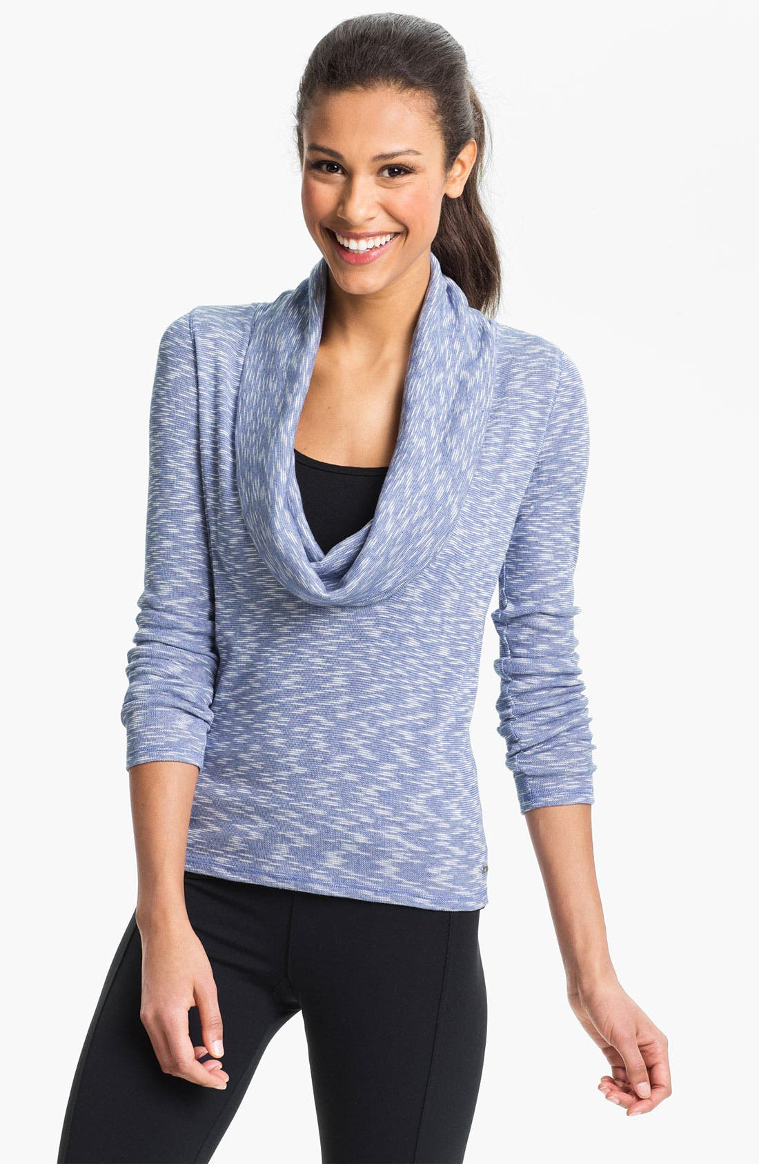 Main Image - Alo Long Sleeve Cowl Neck Top