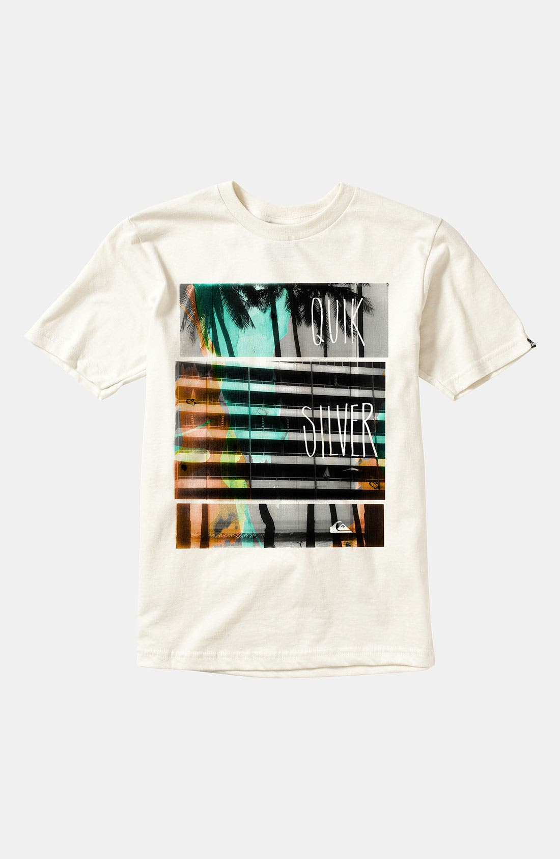 Alternate Image 1 Selected - Quiksilver 'High Rise' T-Shirt (Big Boys)