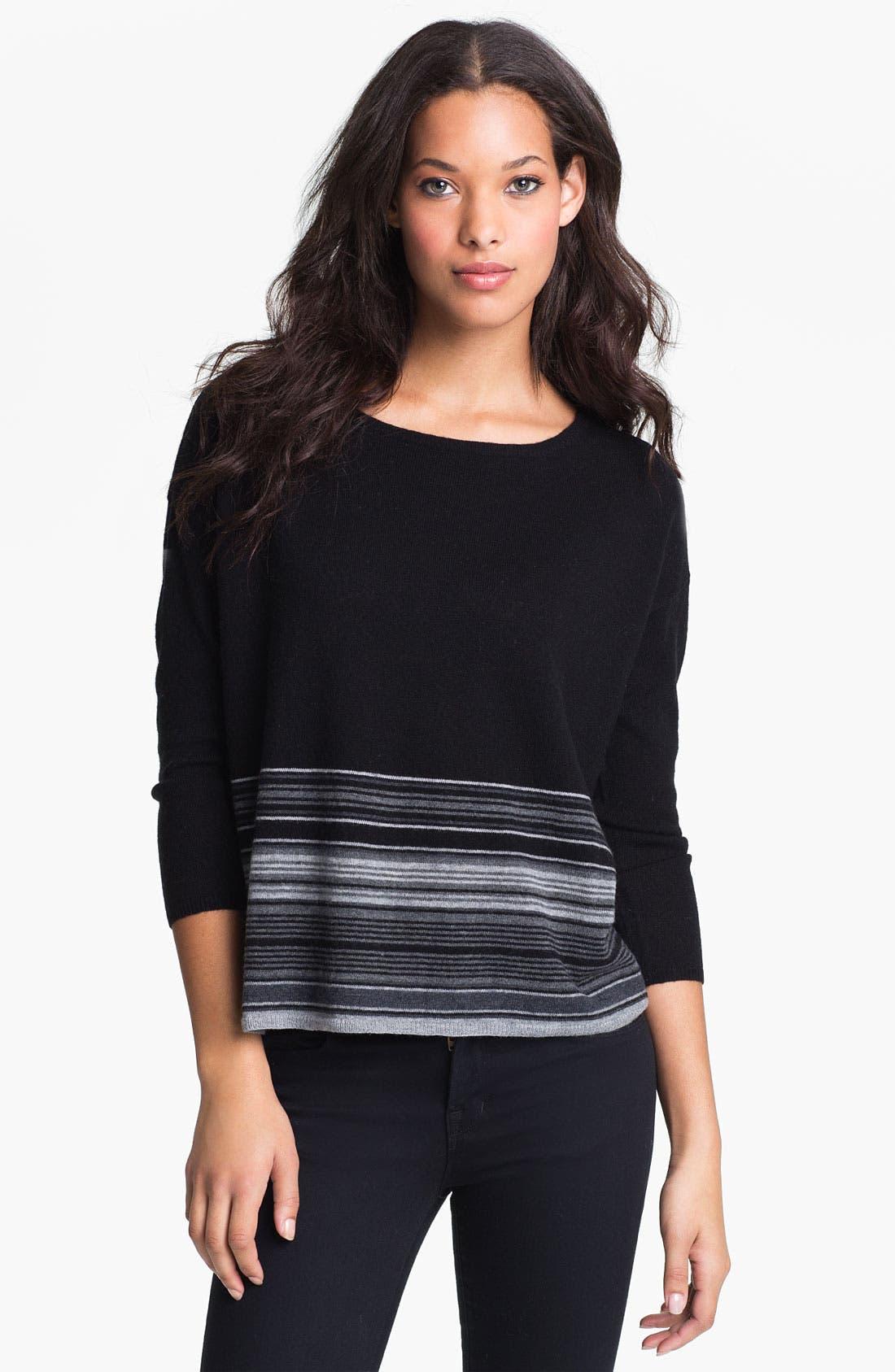 Alternate Image 1 Selected - Joie 'Zed' Boxy Sweater