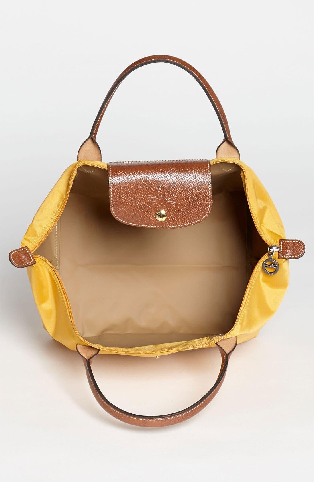 Alternate Image 3  - Longchamp 'Medium Le Pliage' Nylon Tote